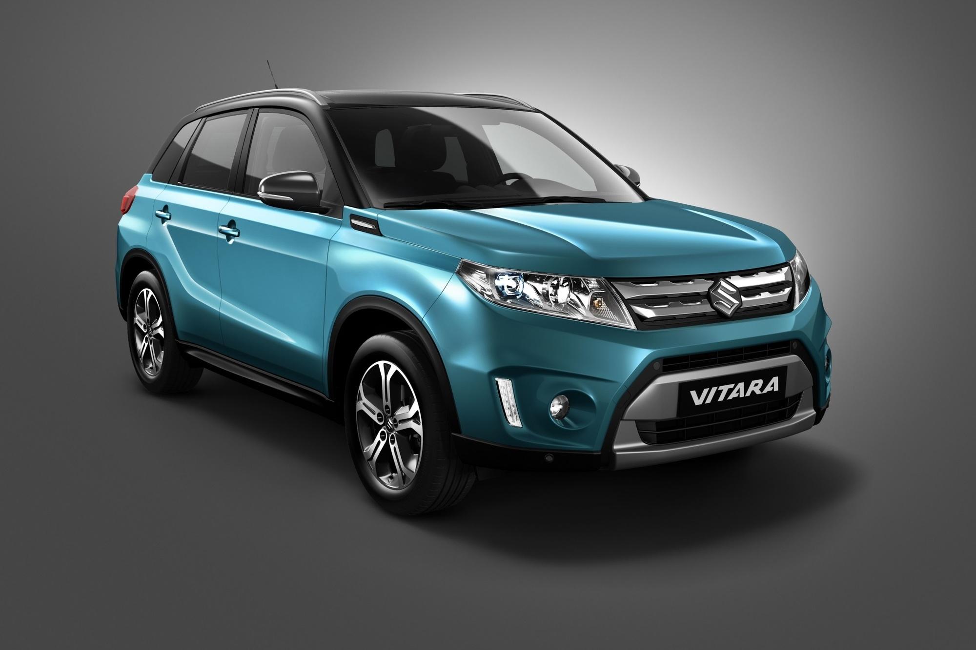 Neuer Suzuki Vitara - Mehr Auswahl für Offroad-Fans