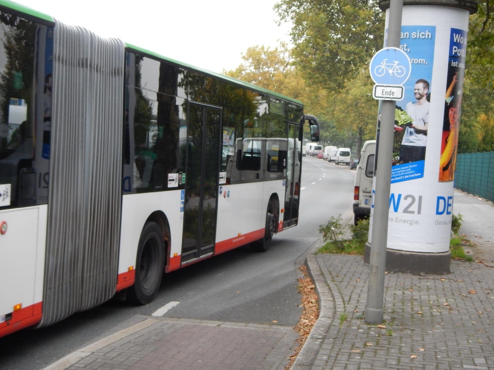 Radfahren in Städten - Deutsche Städte sind nicht besonders fahrradfreundlich