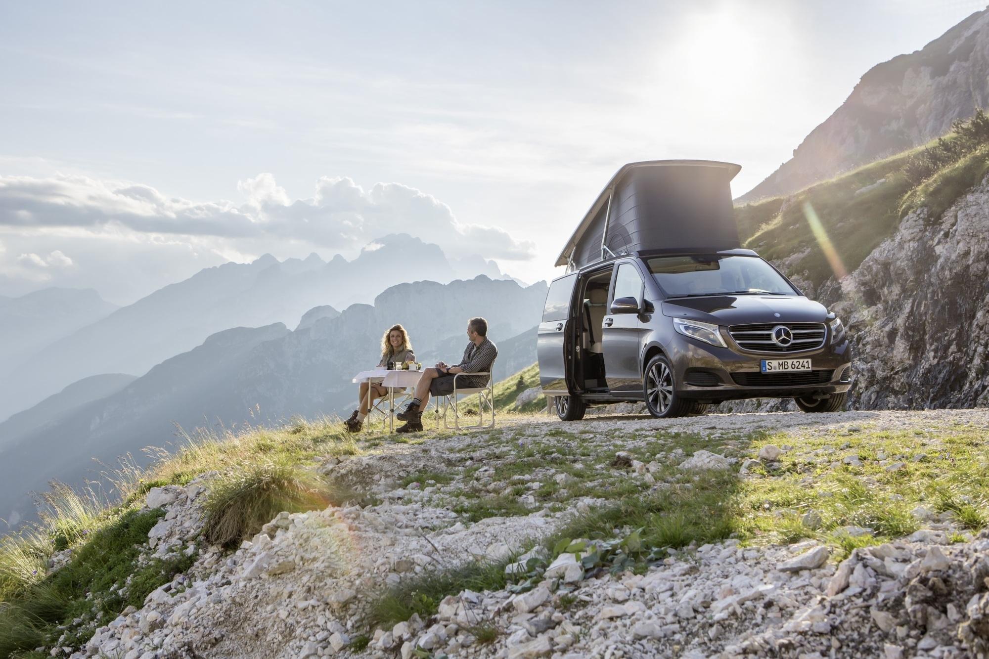 Mercedes Marco Polo - Einer neuer Stern am Reisemobilhimmel