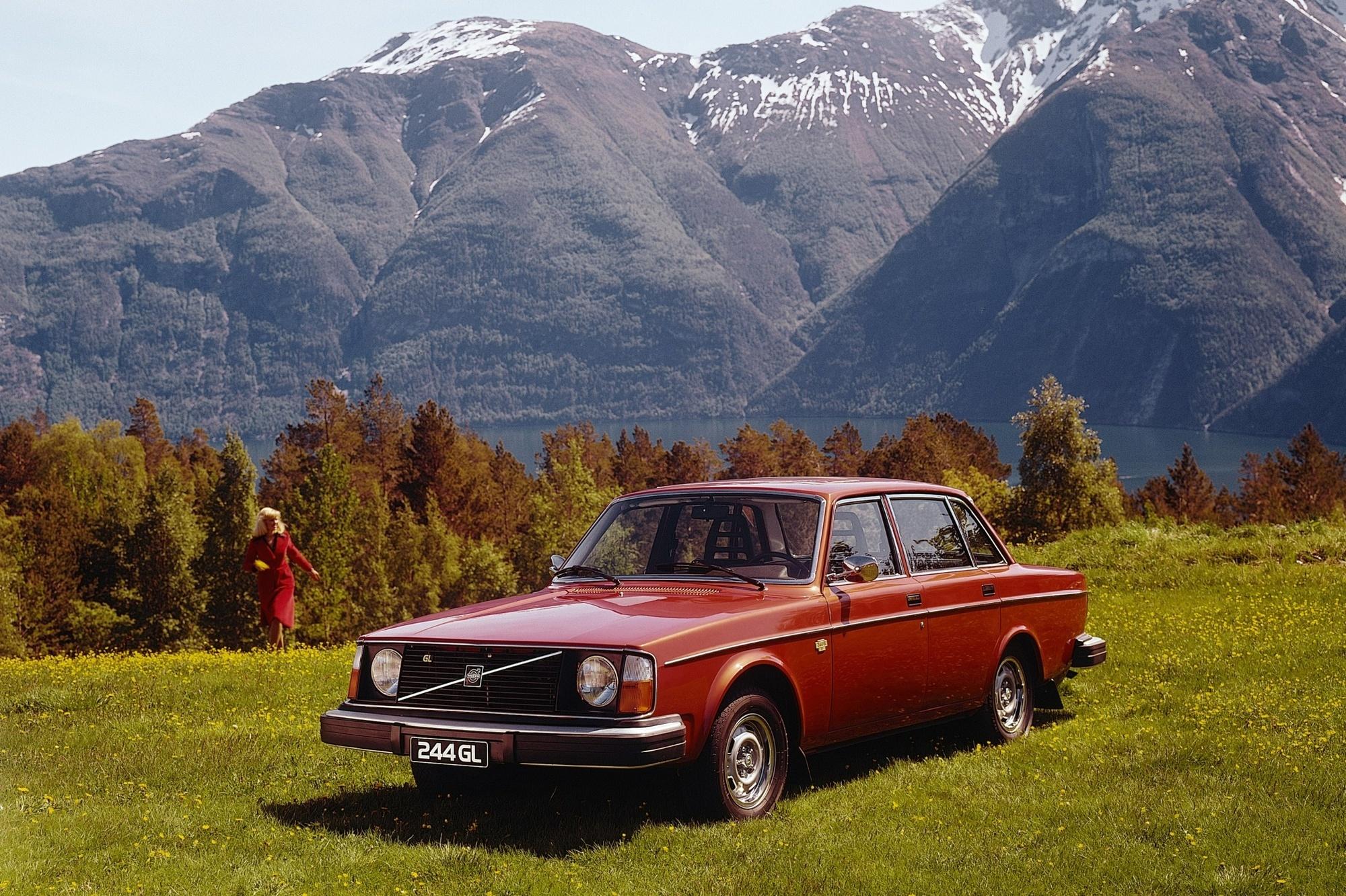 Tradition: 40 Jahre Volvo 240/260  - Vom Langweiler zur Legende