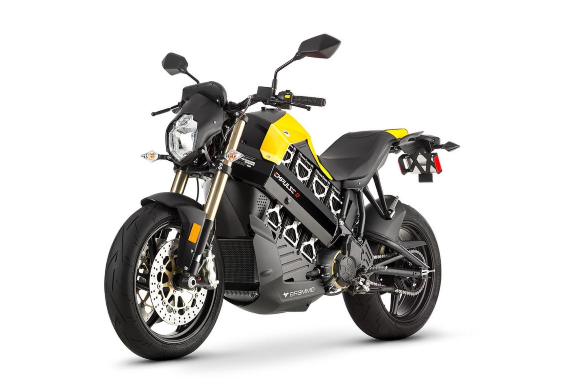 Brammo Empulse - Riesen-Rabatt auf E-Motorrad