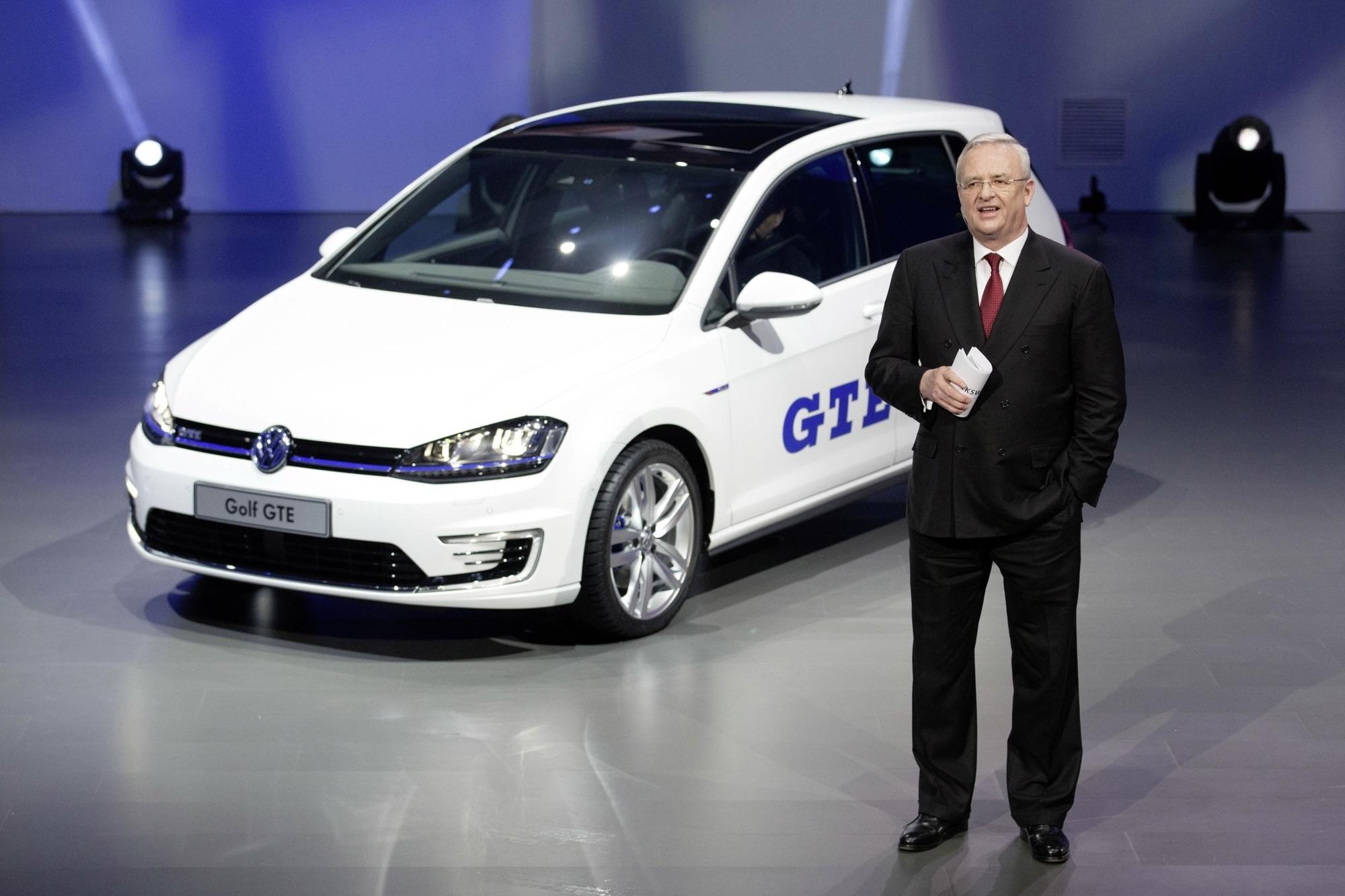Fragen an Martin Winterkorn, Vorstandsvorsitzender der Volkswagen AG - Hybridtechnik wird ausgebaut