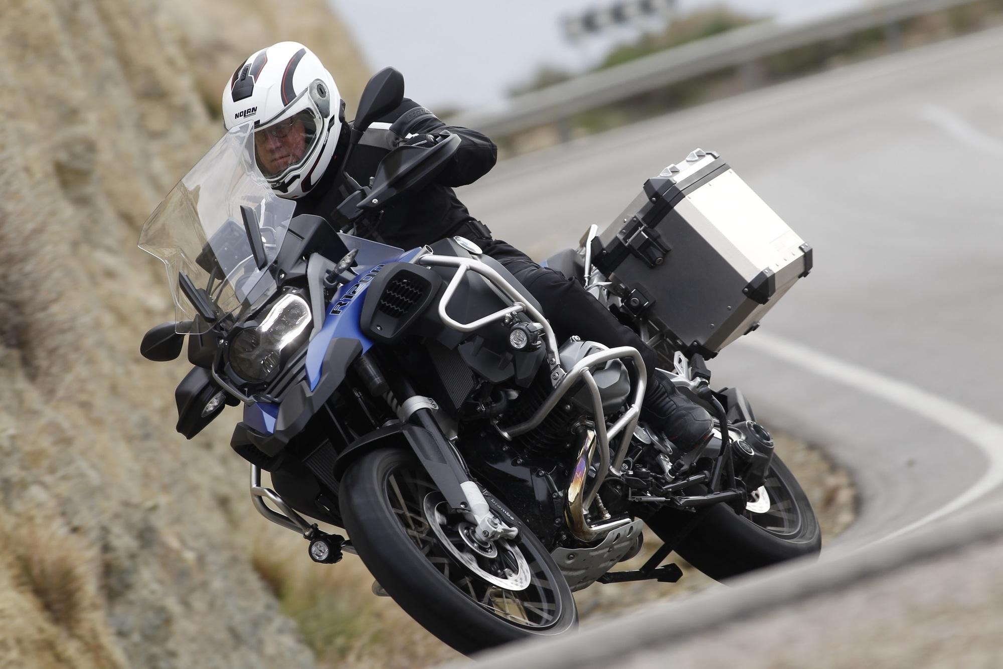 BMW R 1200 GS Adventure - König der Lüfte