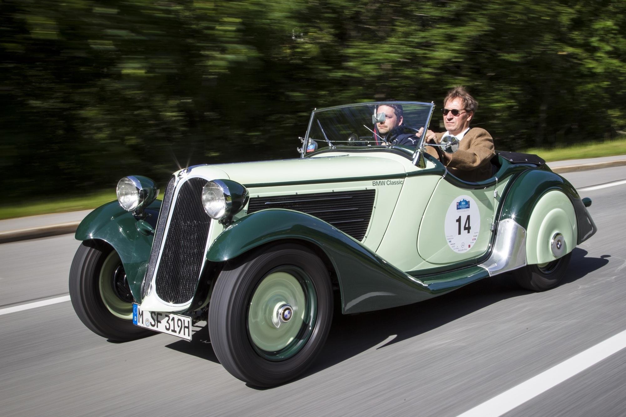 Umfrage zu Auto-Vorlieben - Jeder Vierte mag Oldtimer