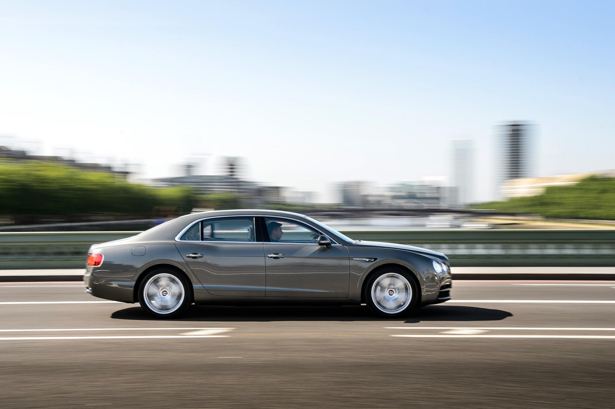 Fahrbericht: Bentley Flying Spur V8 - Sahnetorte mit Süßstoff