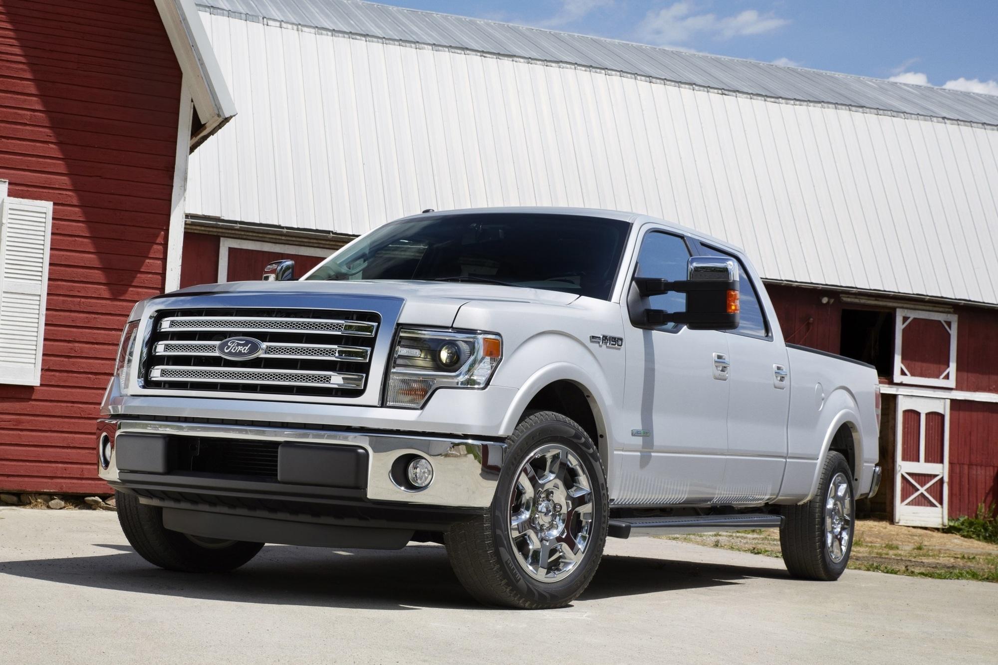 Panorama: Ford F – Amerikas Auto Nummer 1 - Die Lust am Laster