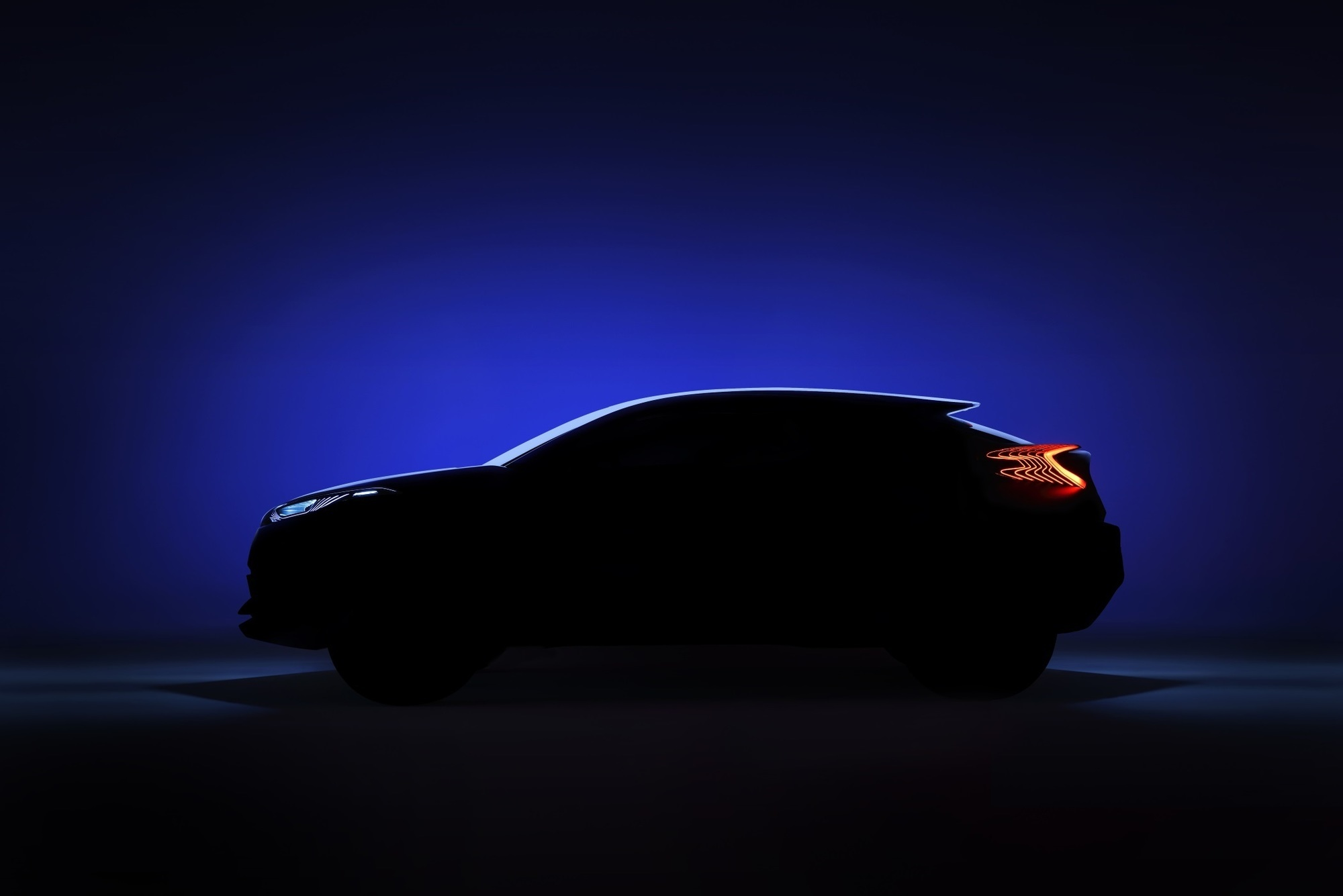 Toyota C-HR Concept - Ein kleiner Bruder für den RAV4