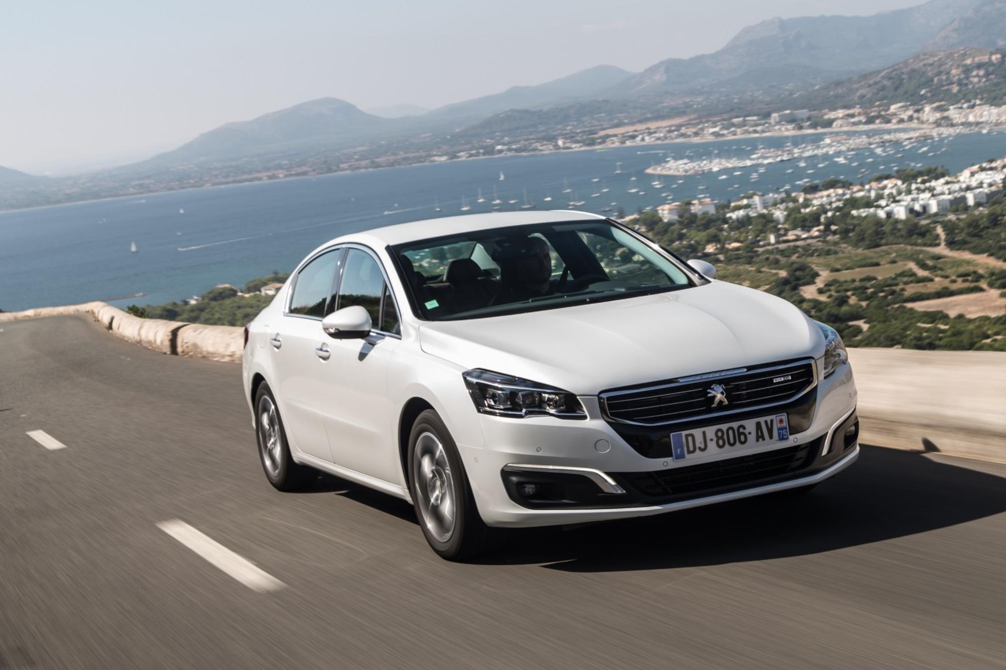 Fahrbericht: Peugeot 508 - In der Mitte Beute machen
