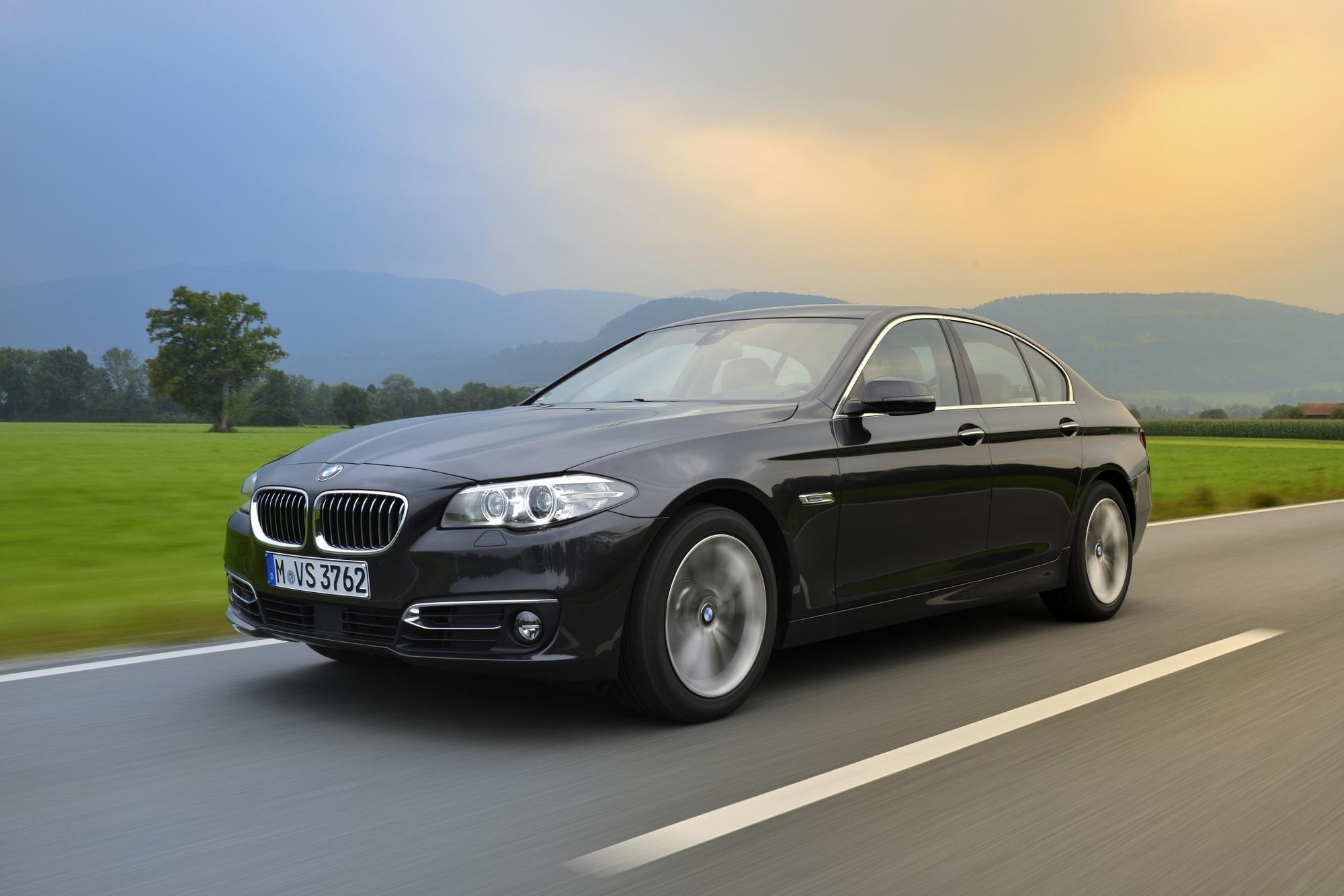 Fahrbericht: Neuer BMW 520d - Knauser auf hohem Niveau