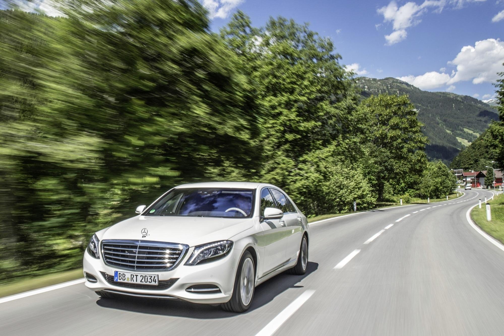 Fahrbericht: Mercedes S 500 Plug-in-Hybrid - Stern mit Stecker