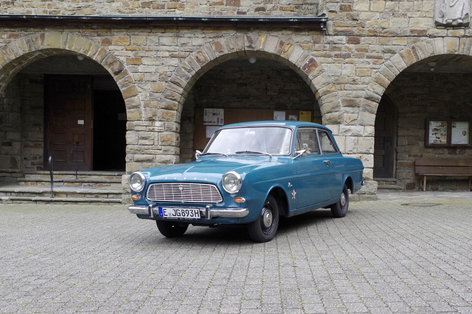 Oldtimer im Test: Ford 12M - Rauer Charme zum fairen Preis