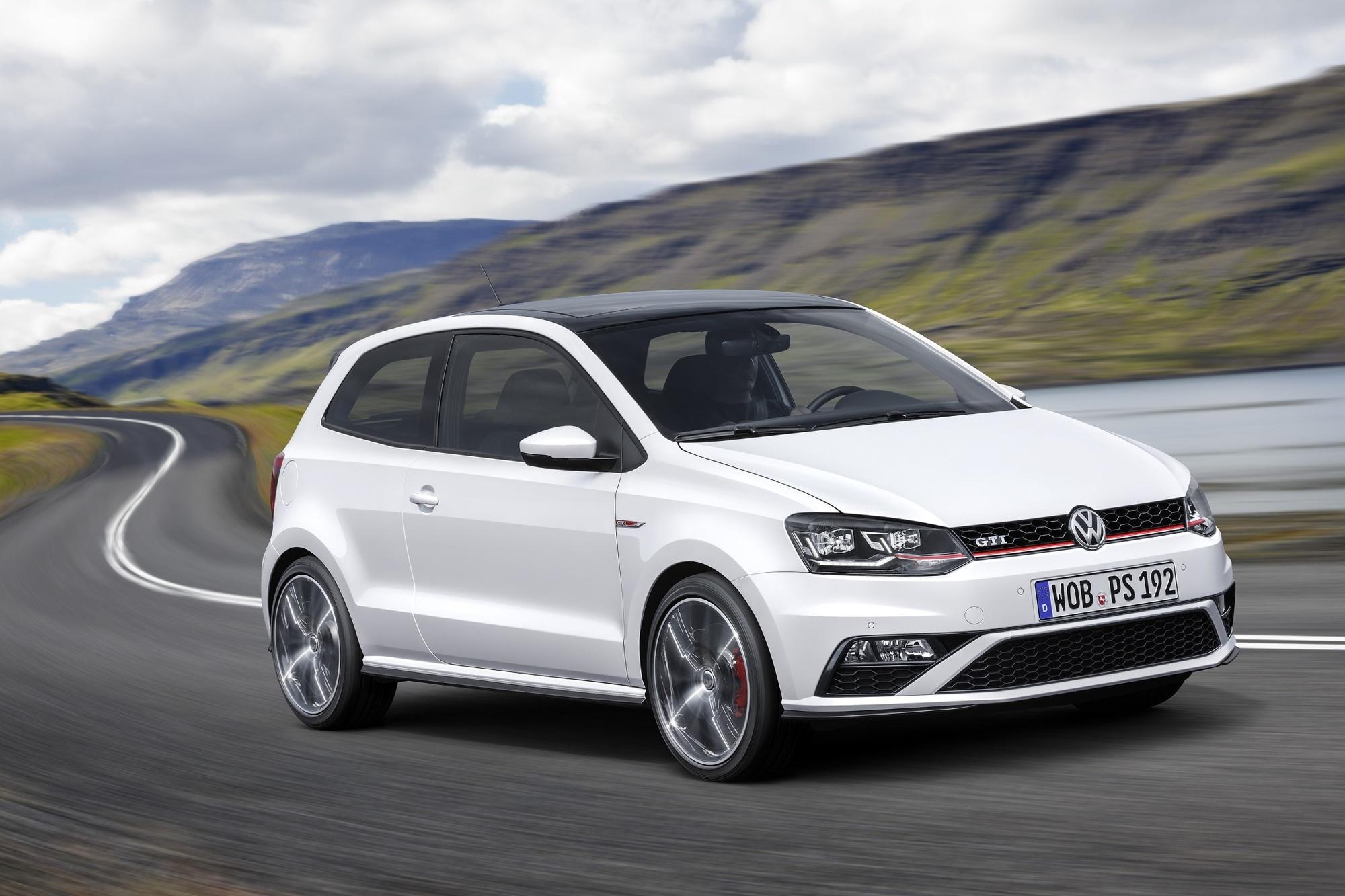 VW Polo GTI - Stärker und härter