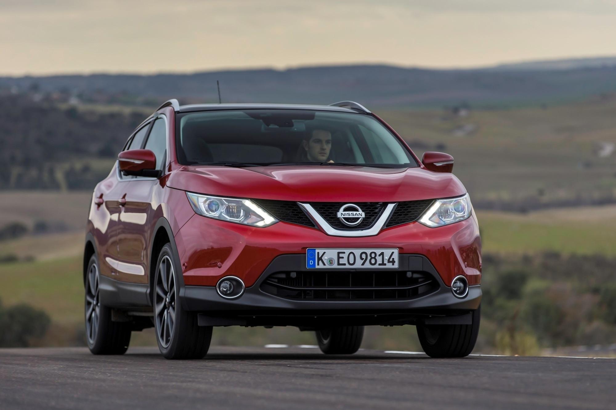 Test: Nissan Qashqai 1.5 dCi - Der Pkw unter den SUV