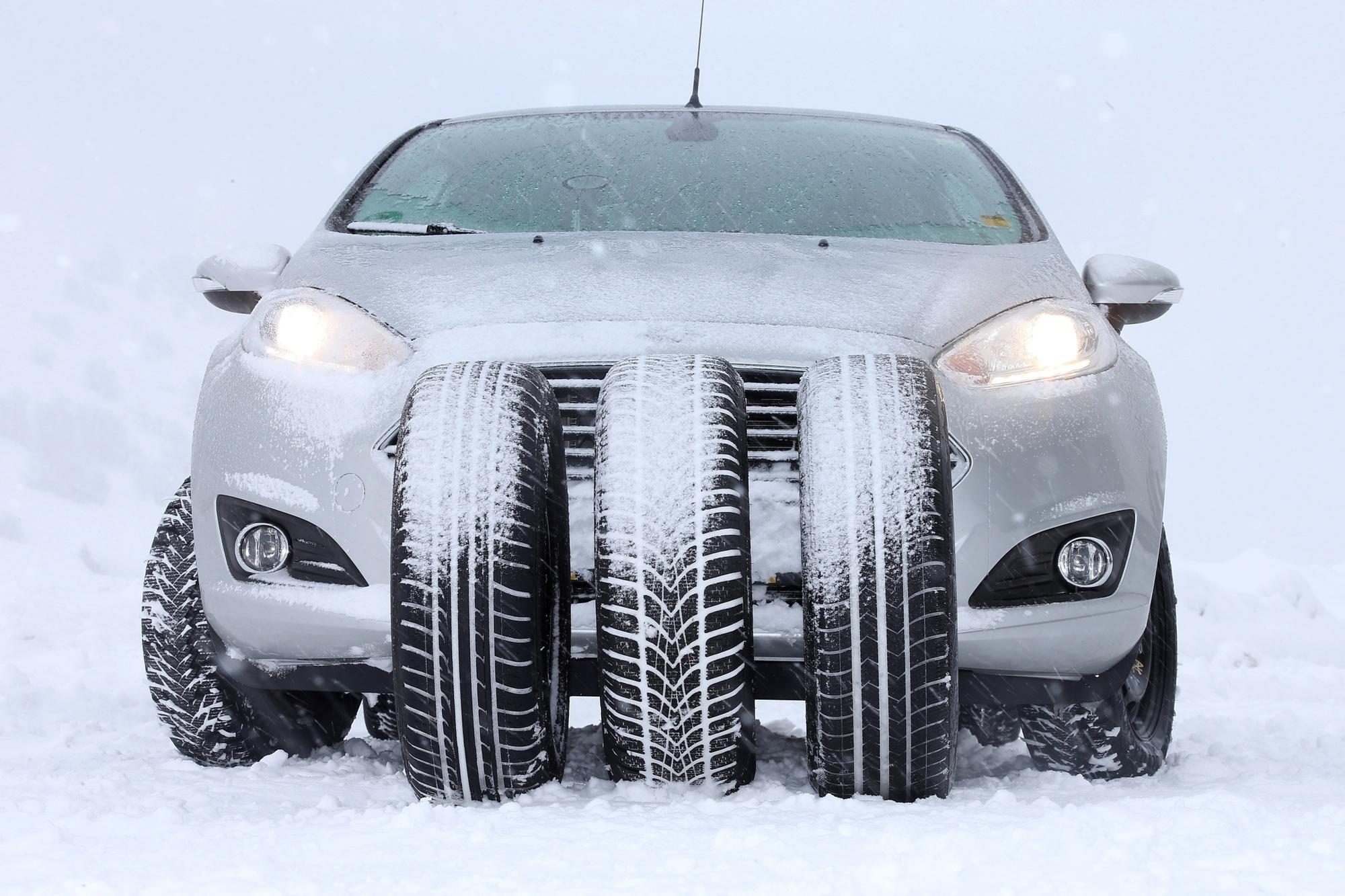 ADAC-Winterreifentest - Die richtigen Pneus für die kalte Jahreszeit