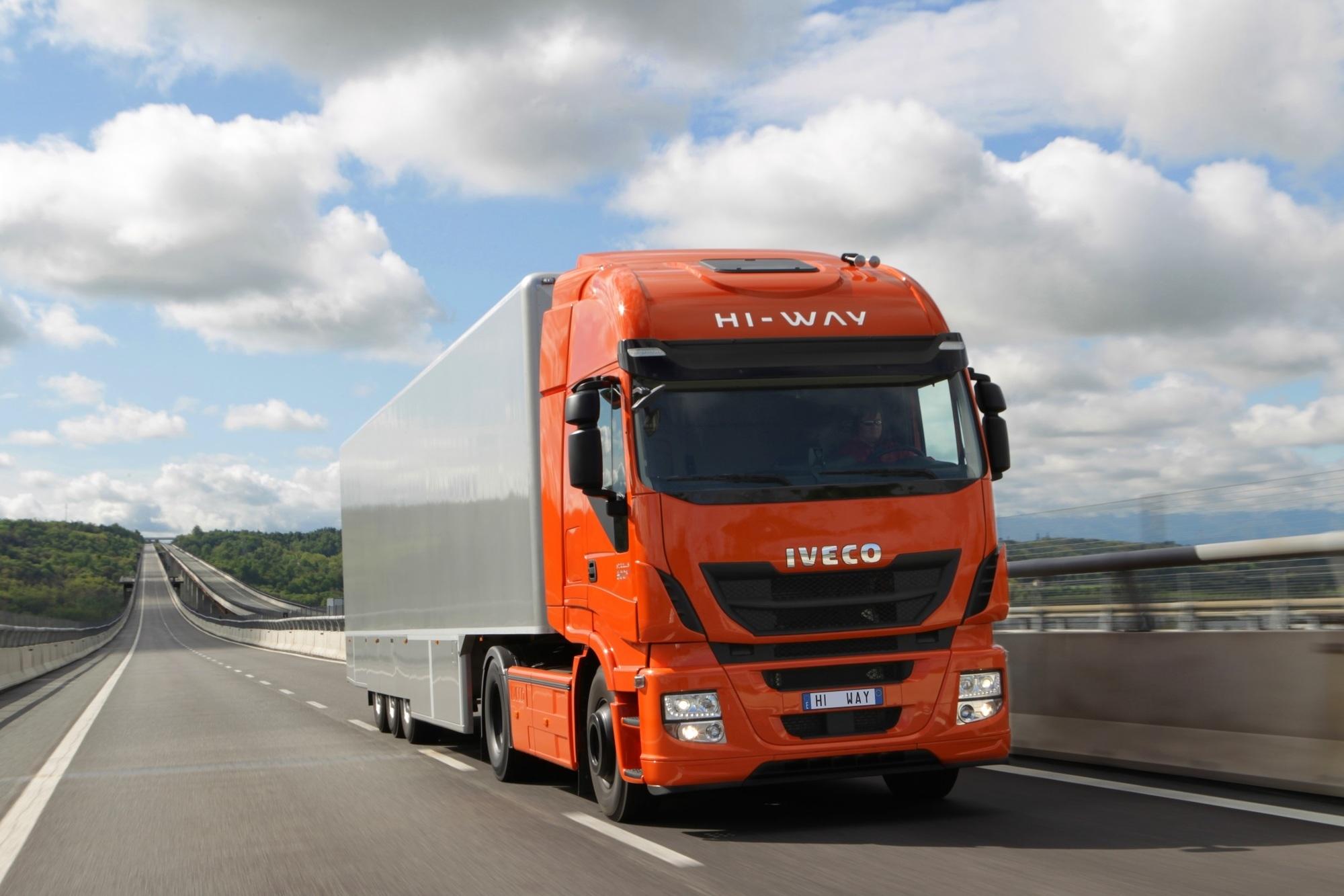 Erdgas für schwere Lkw - Gut gekühlt auf lange Tour