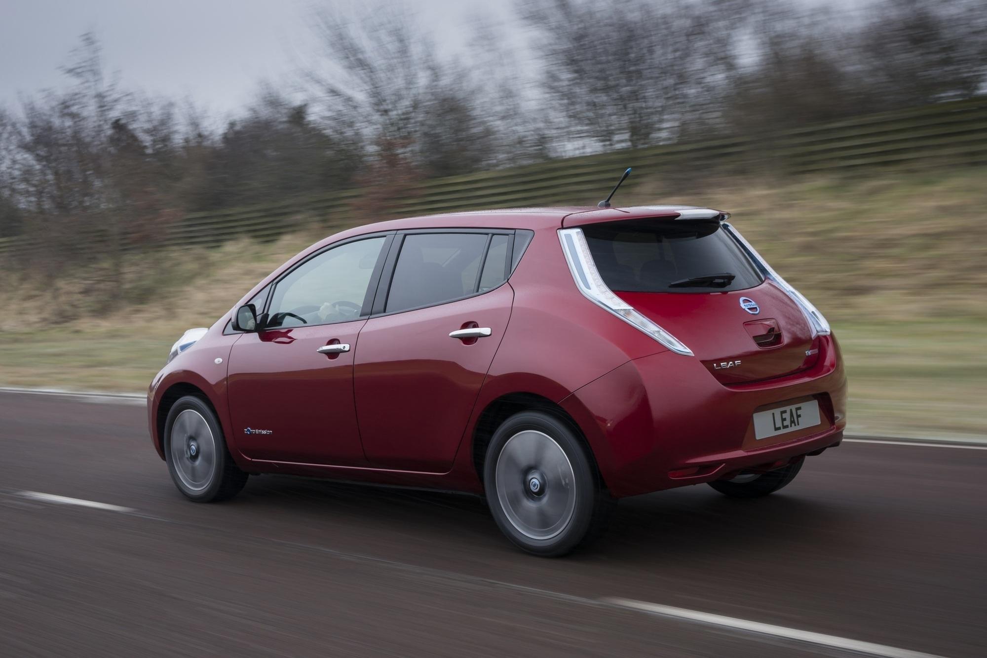 Panorama: Langstreckenfahrt mit dem Nissan Leaf - Lautlose Horizont-Erweiterung