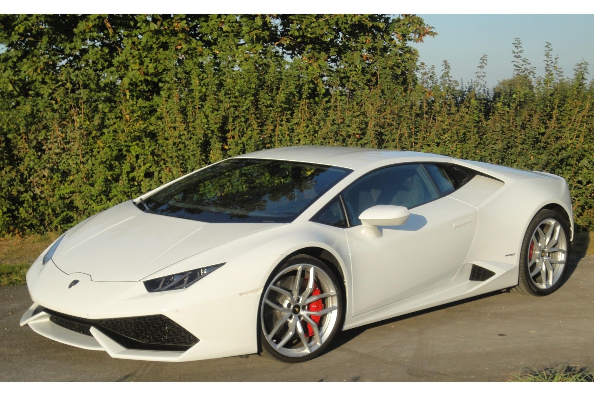 Test: Lamborghini Huracan - Die kleine Stier-Schau