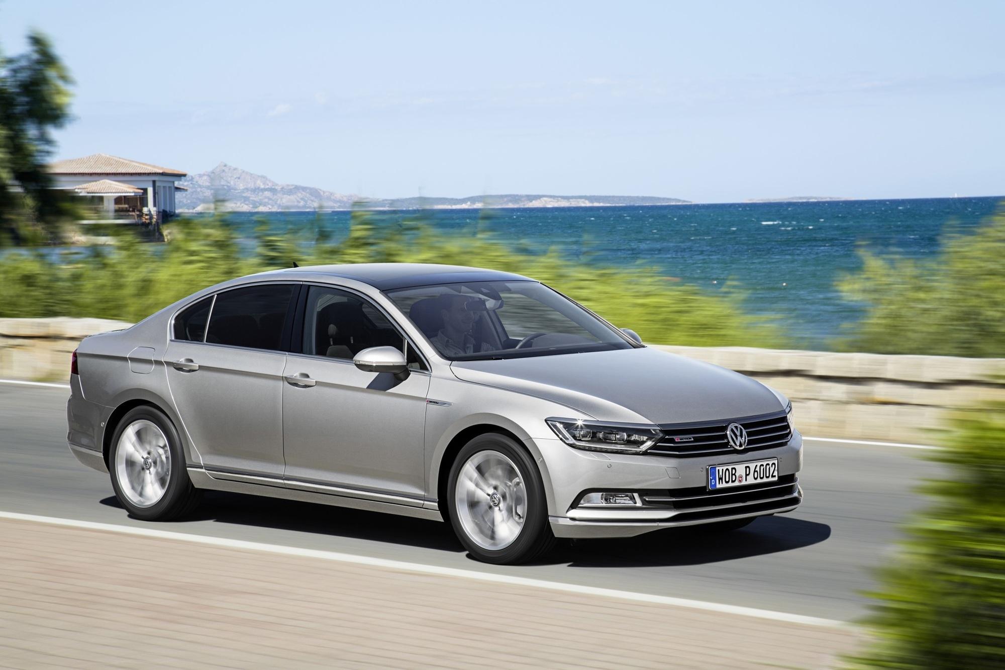Fahrbericht: VW Passat -  Mit Anspruch auf höhere Weihen