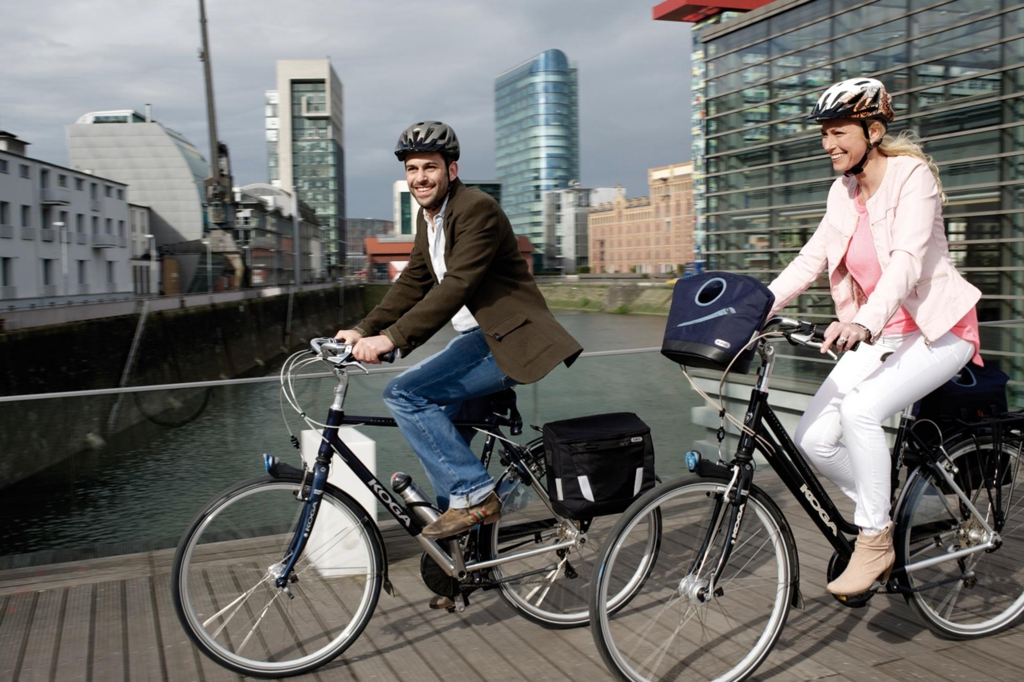 Untersuchung zu verunglückten Fahrradfahrern - Ohne Helm wird´s lebensgefährlich