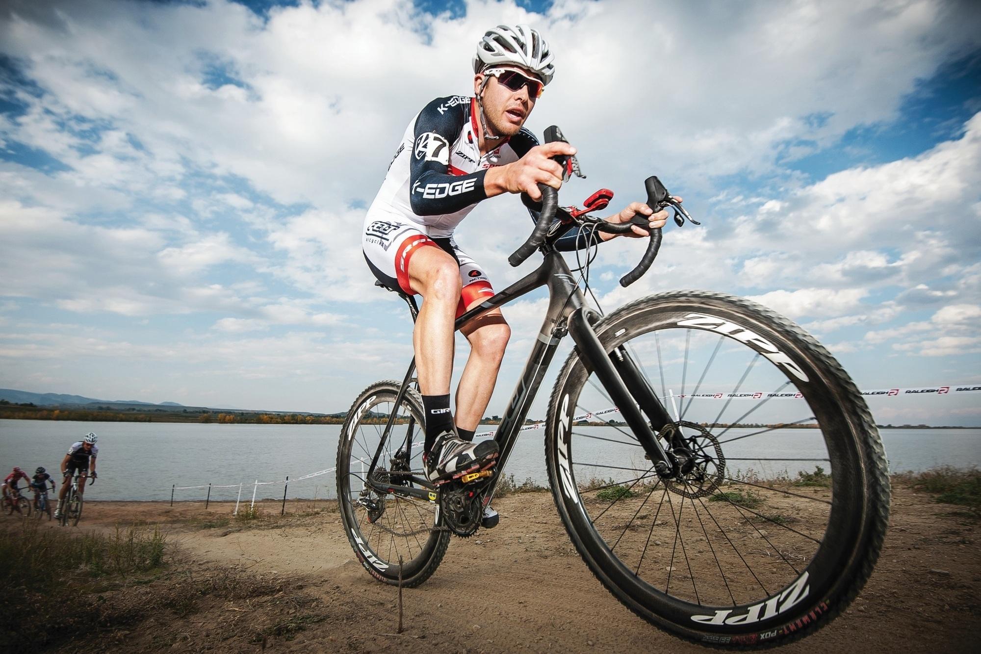 Cyclocrosser - Ohne Matsch nichts los