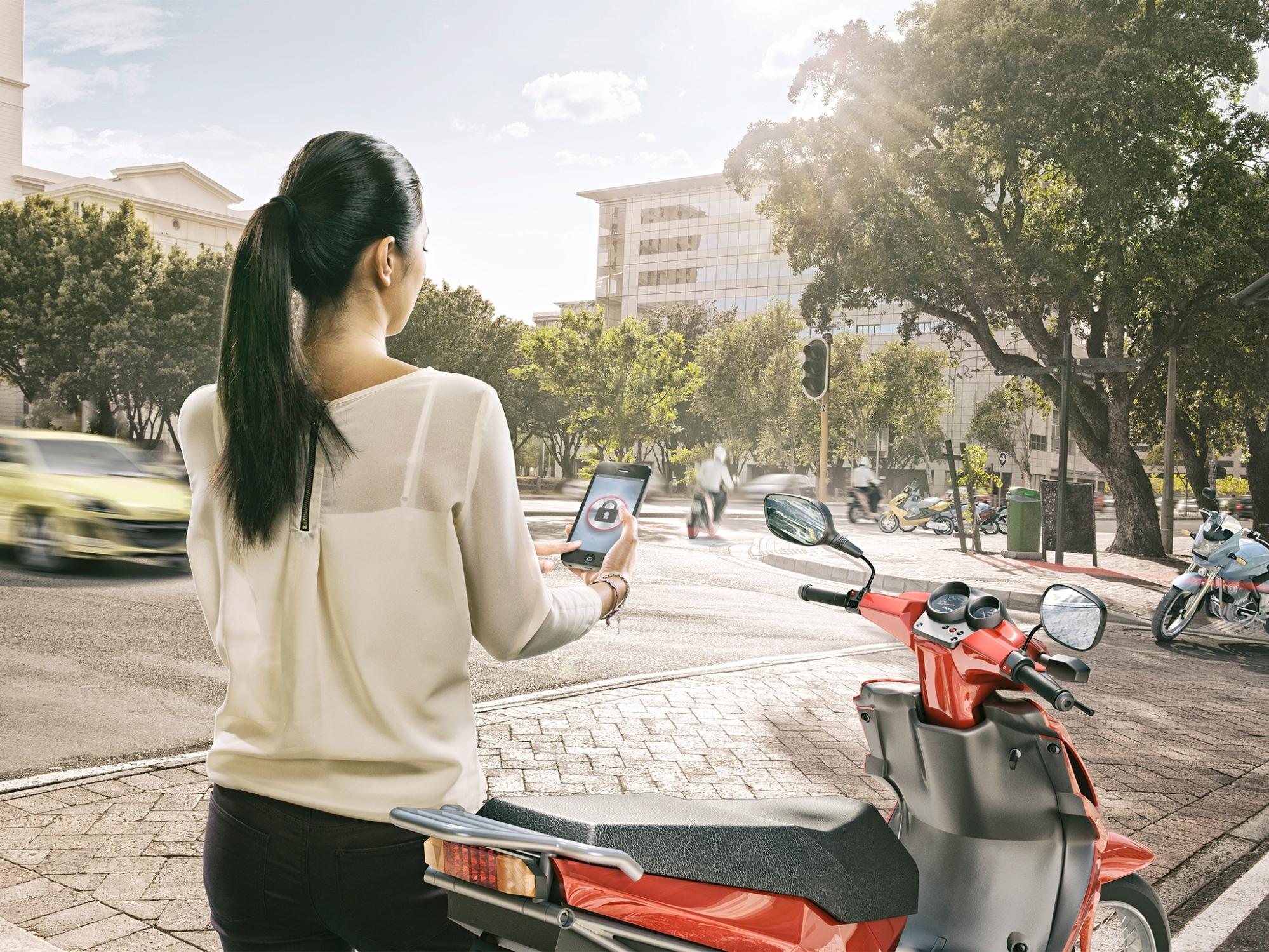 Motorradantriebssysteme - Effizient vernetzt