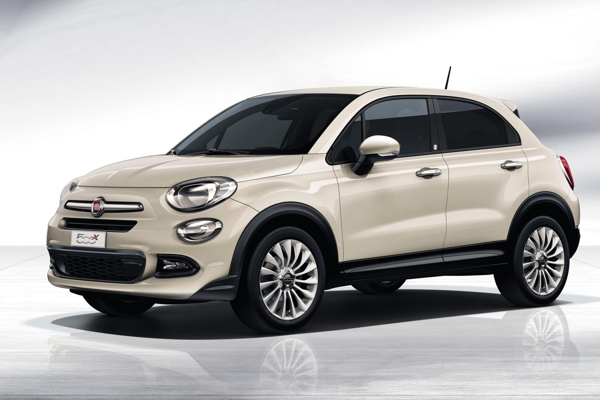 Fiat 500X Opening Edition - Zum Start mit Vollausstattung