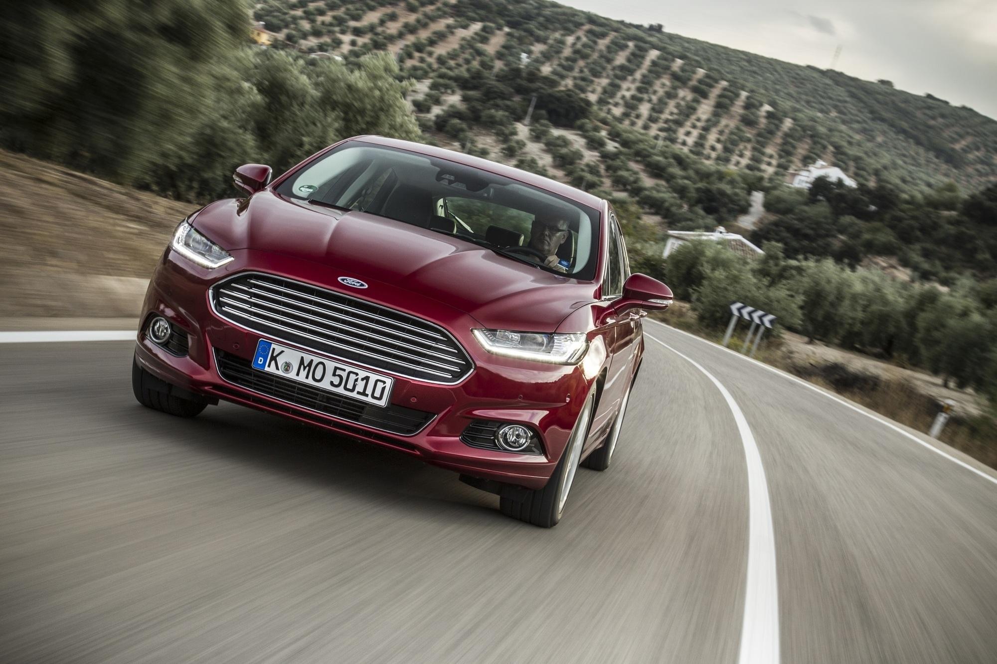 Fahrbericht: Ford Mondeo - Spät dran - gut drauf