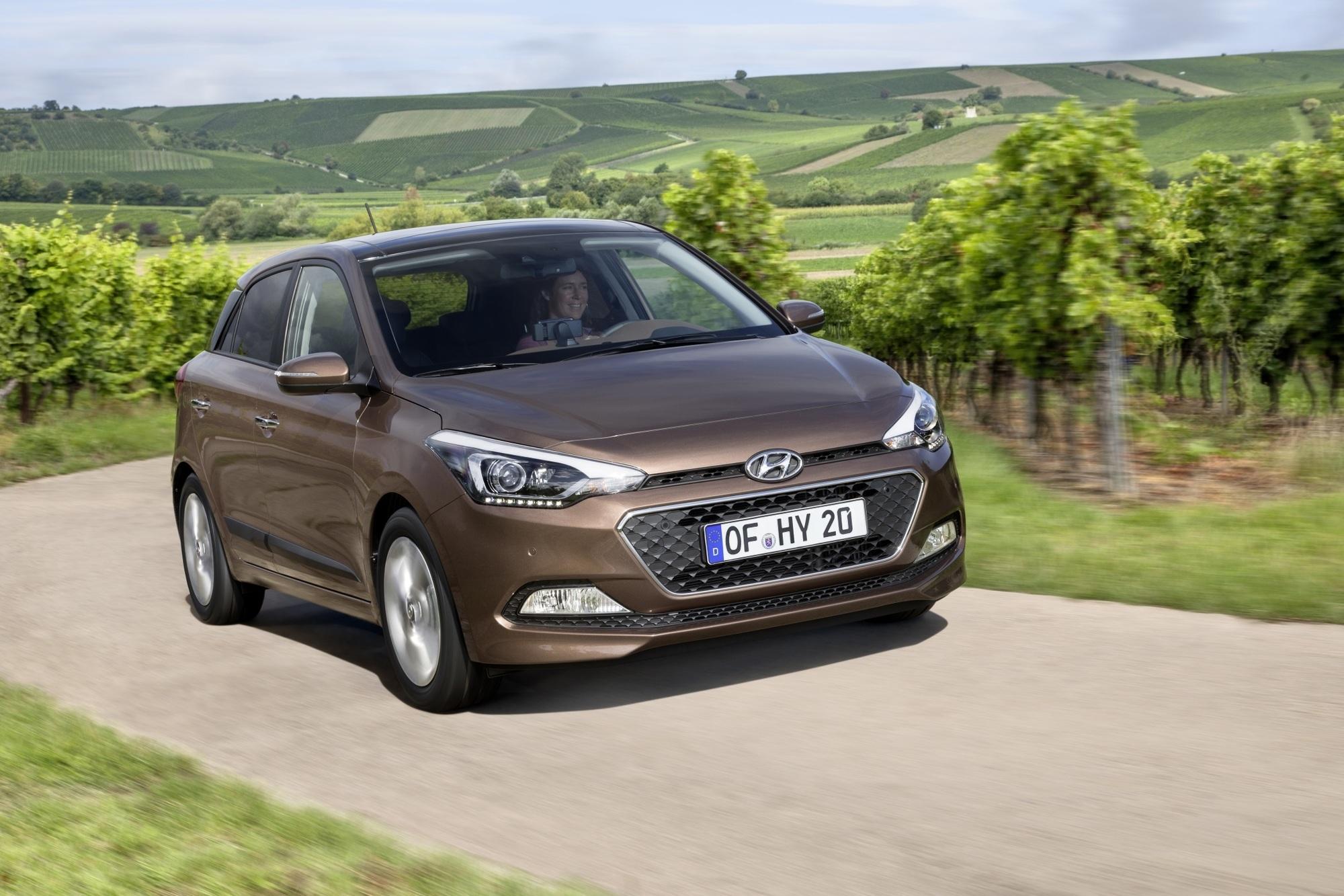 Hyundai bringt Turbomotor und Doppelkupplungsgetriebe - Technik fürs nächste Jahr