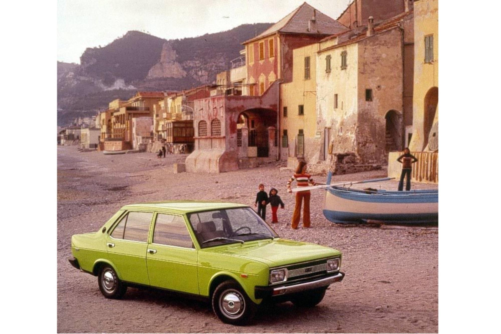 Tradition: 40 Jahre Fiat 131   -  Miracoli aus Mirafiori