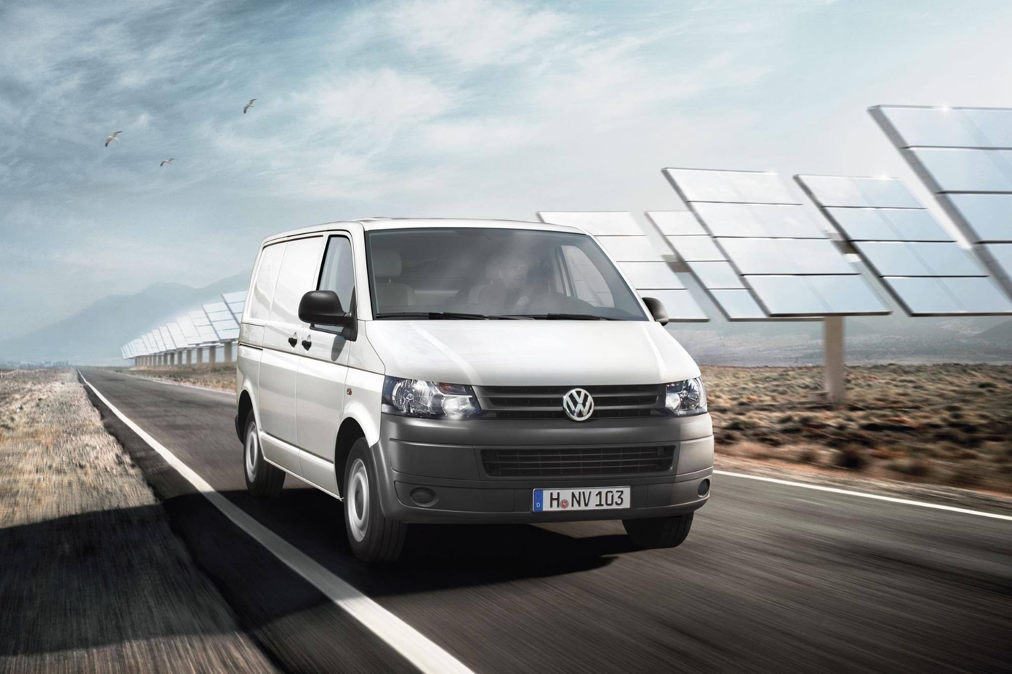 VW Transporter - Nutzfahrzeug-Sondermodelle mit Preisvorteil