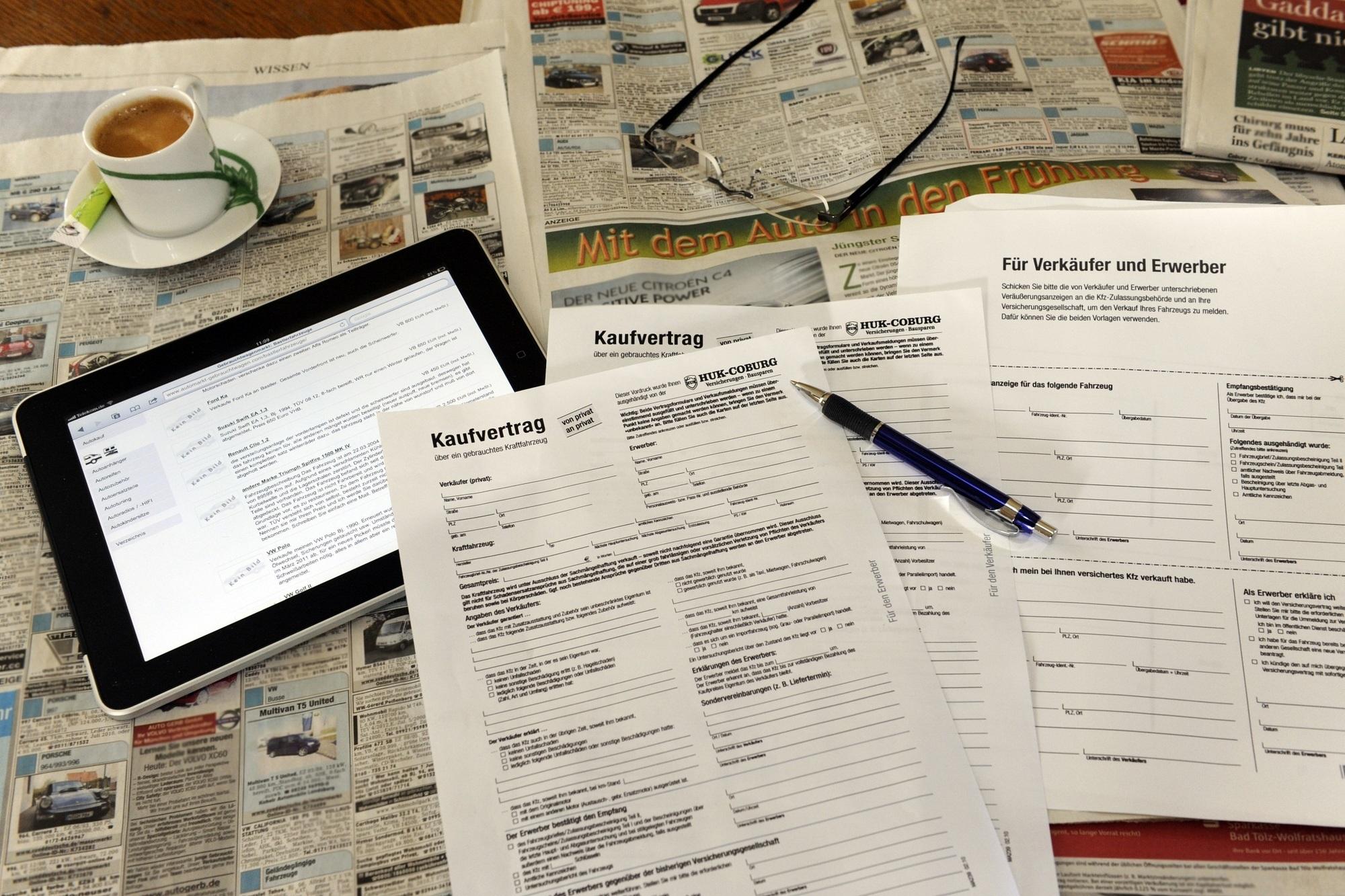 Schummelei bei Gebrauchtwagen - Jeder zehnte Verkäufer würde lügen