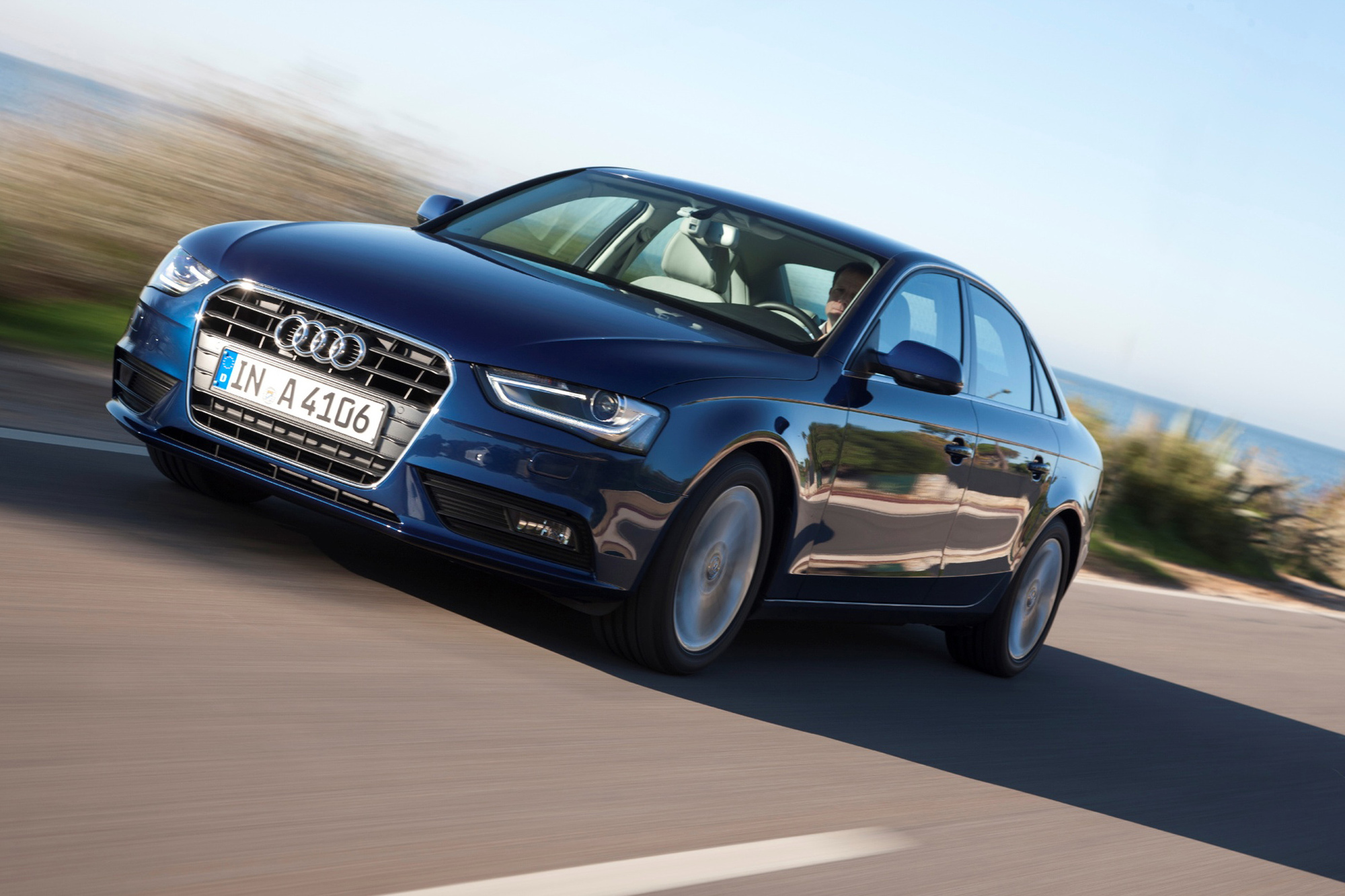 Rückruf für Audi A4 - Falsche Software für den Airbag