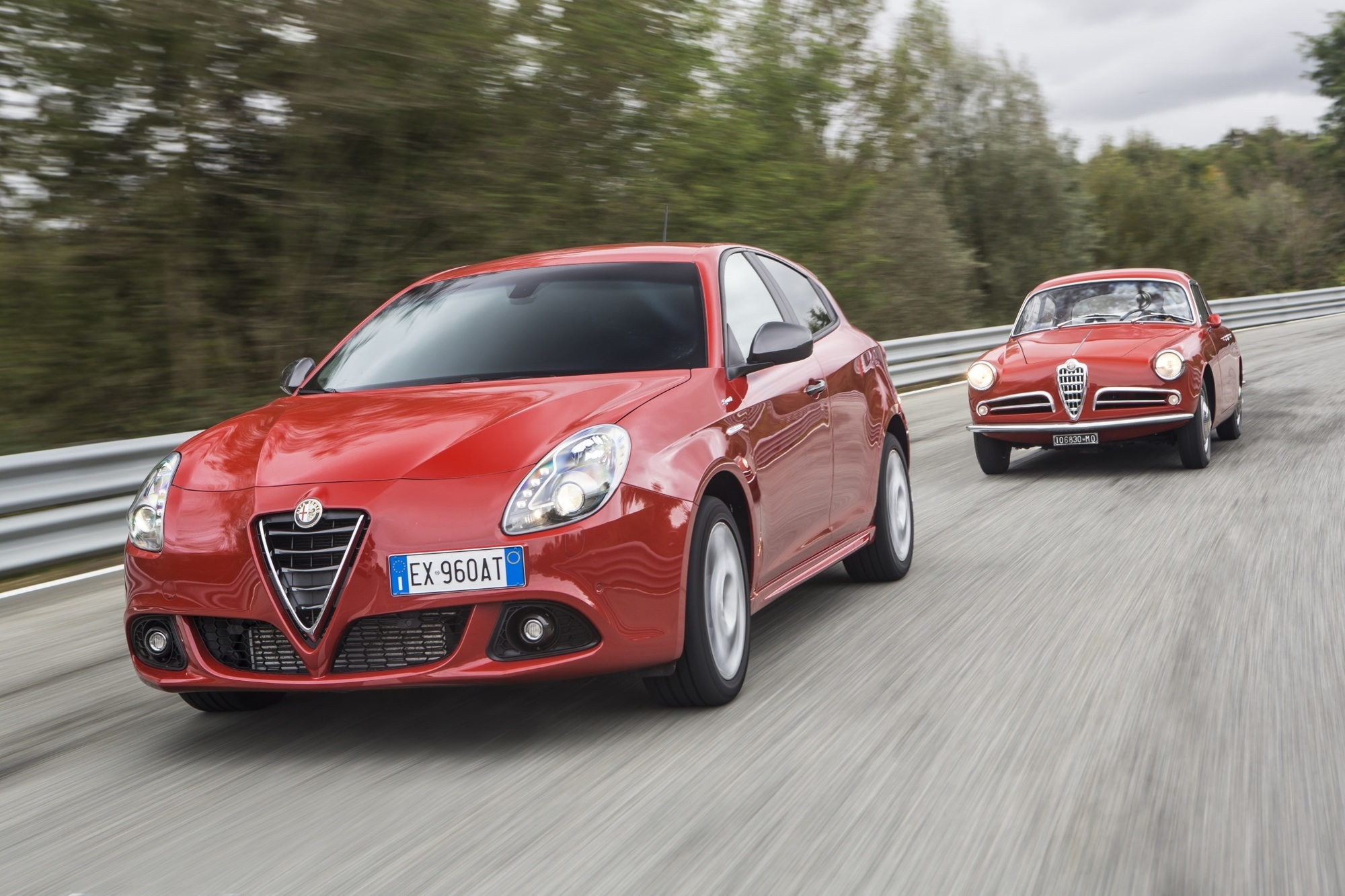Fahrbericht: Alfa Romeo Giulietta Sprint - Die Legende lebt