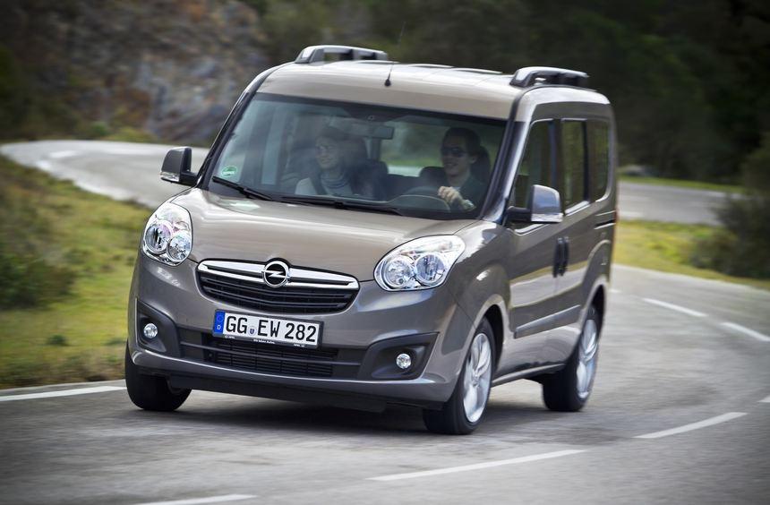 Seit 2012 hat Opel einen neuen Combo im Programm