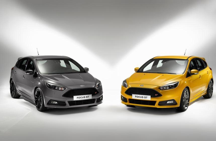 Den Ford Focus gibt es jetzt auch als Diesel