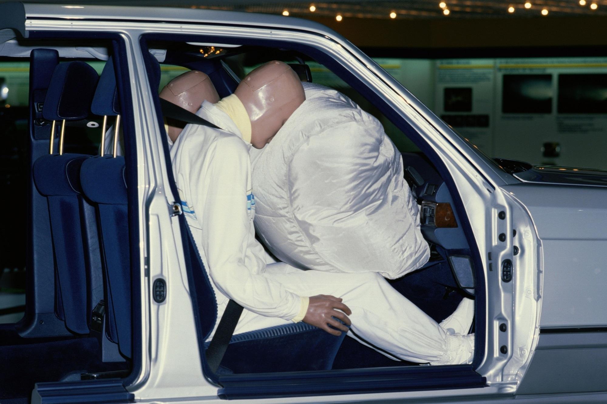 Defekte Airbags - Fehler bei mehr als 100.000 Autos