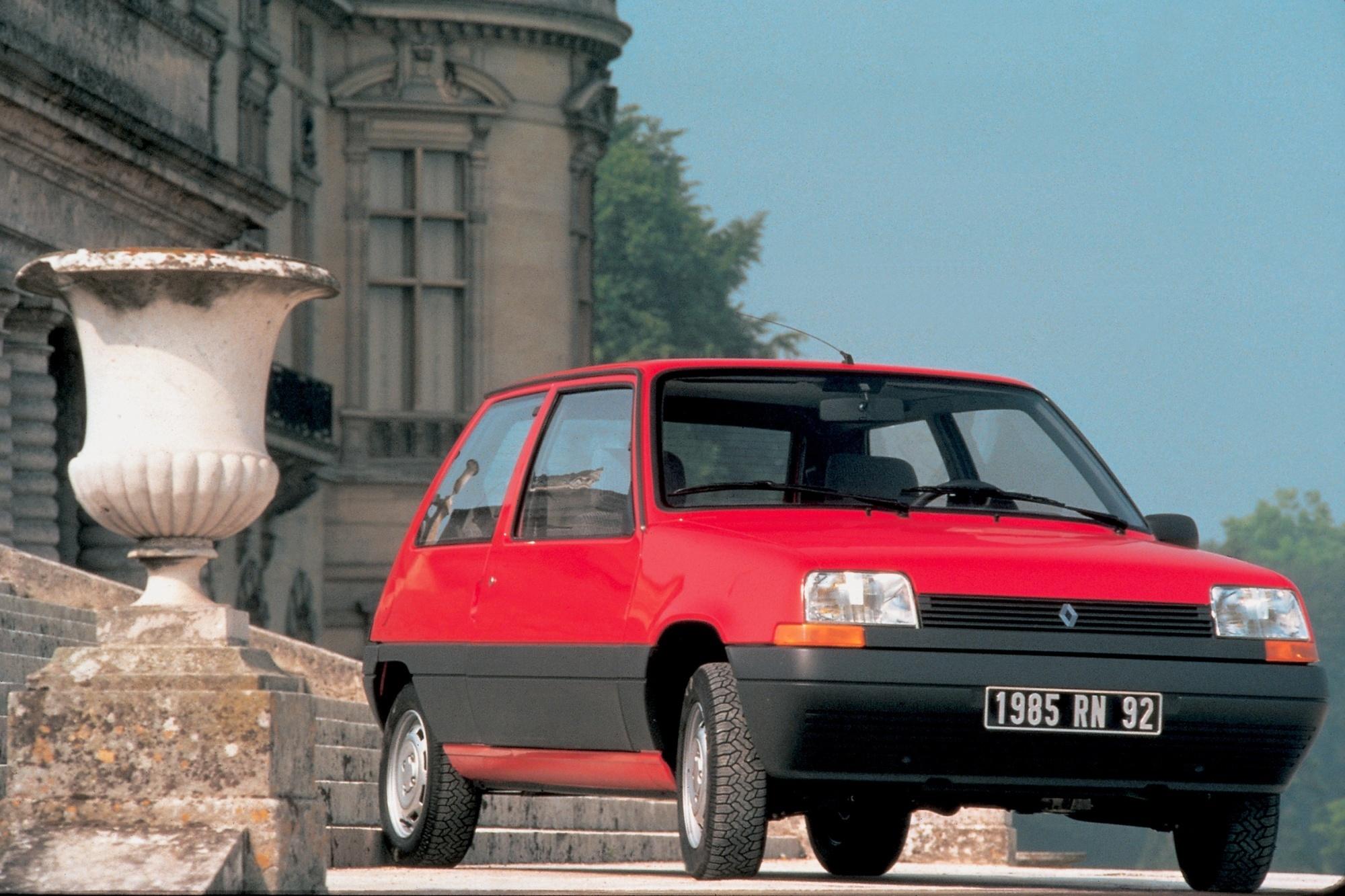 Tradition: 30 Jahre Renault 5 Supercinq  - Kleiner Freund und großer Gegner