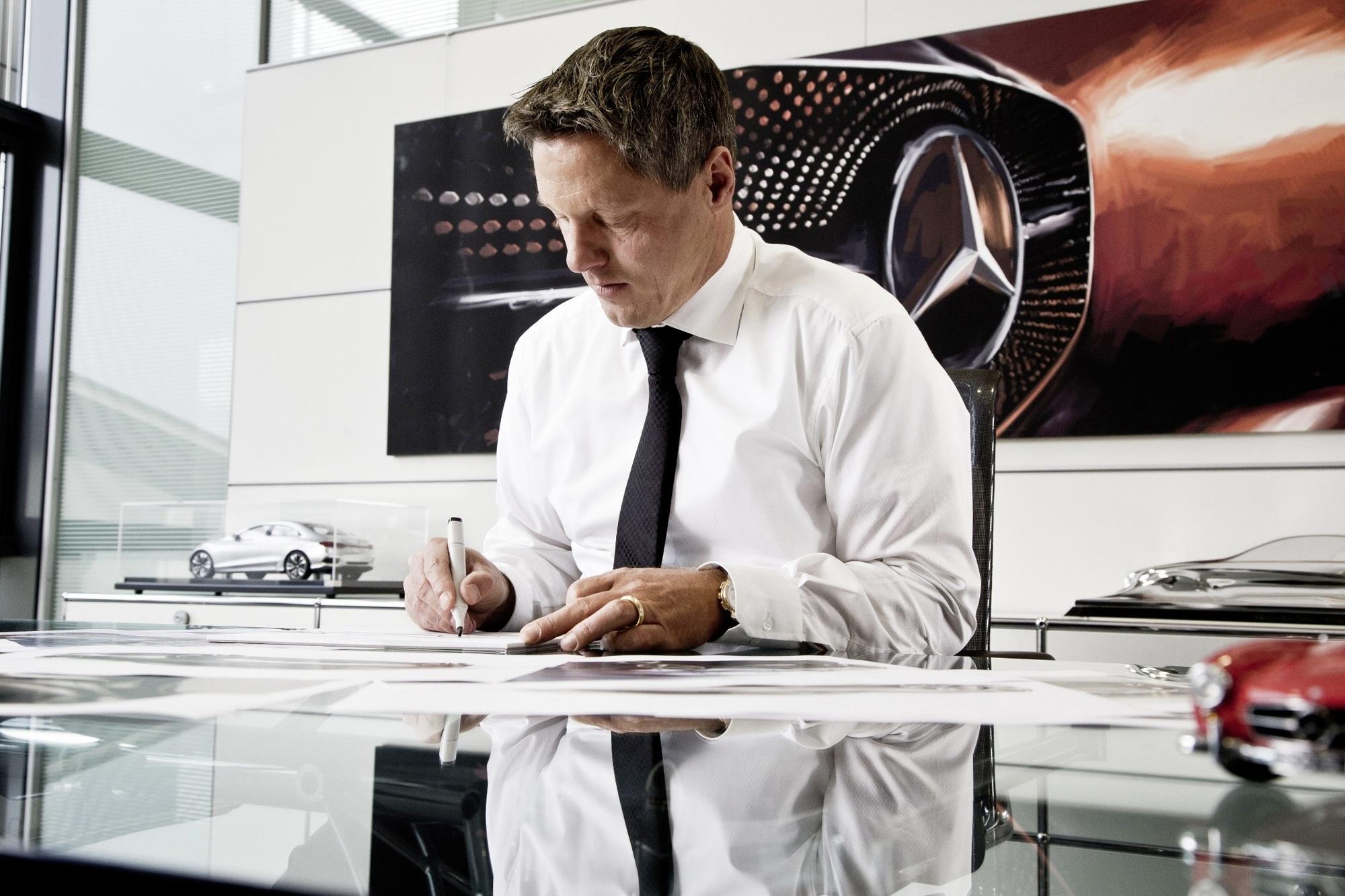 Drei Fragen an Mercedes-Designchef Gorden Wagener - Einen asiatischen Mercedes wird es nicht geben