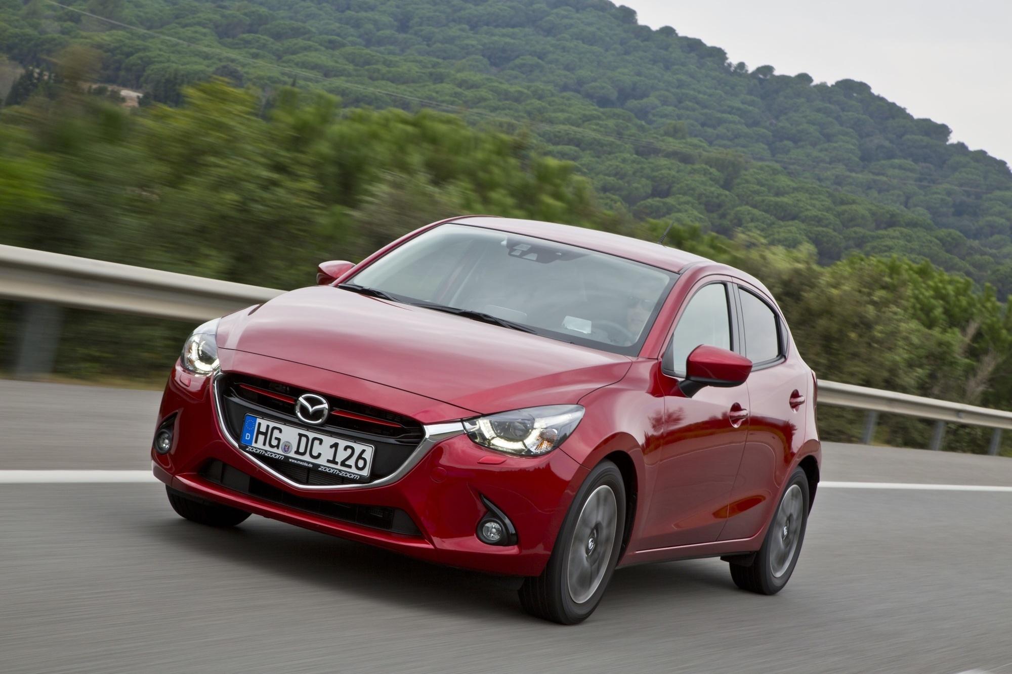 Fahrbericht: Neuer Mazda2 - So sportlich-fein kann klein sein