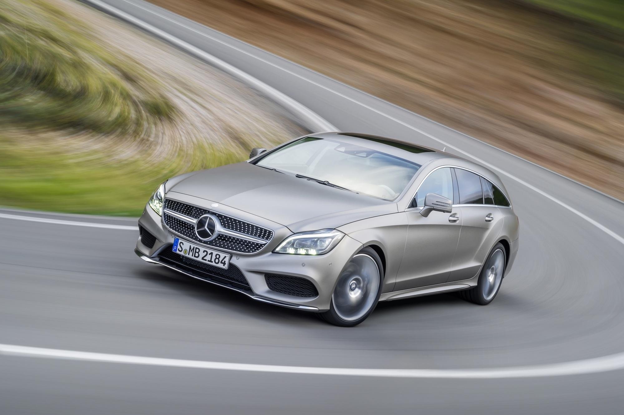 Test: Mercedes CLS 400 Shooting Brake - Kombi goes Coupé – oder umgekehrt