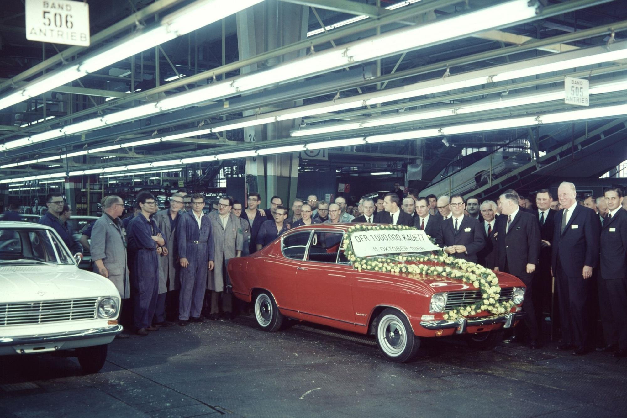Opel-Werk in Bochum - Tschüss, Traditionsstandort