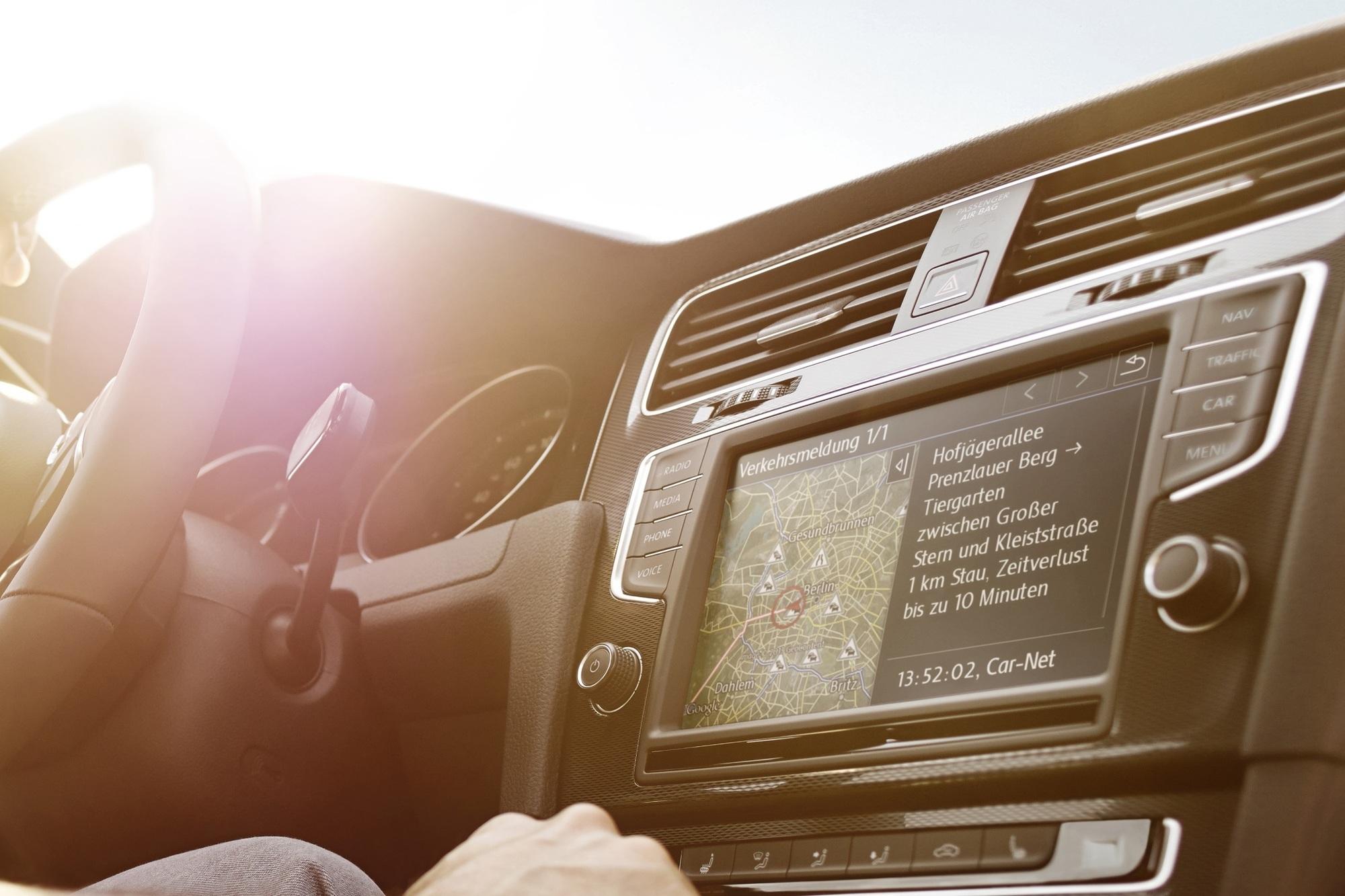 Fahrzeug-Konnektivität  - Ohne Netz unverkäuflich