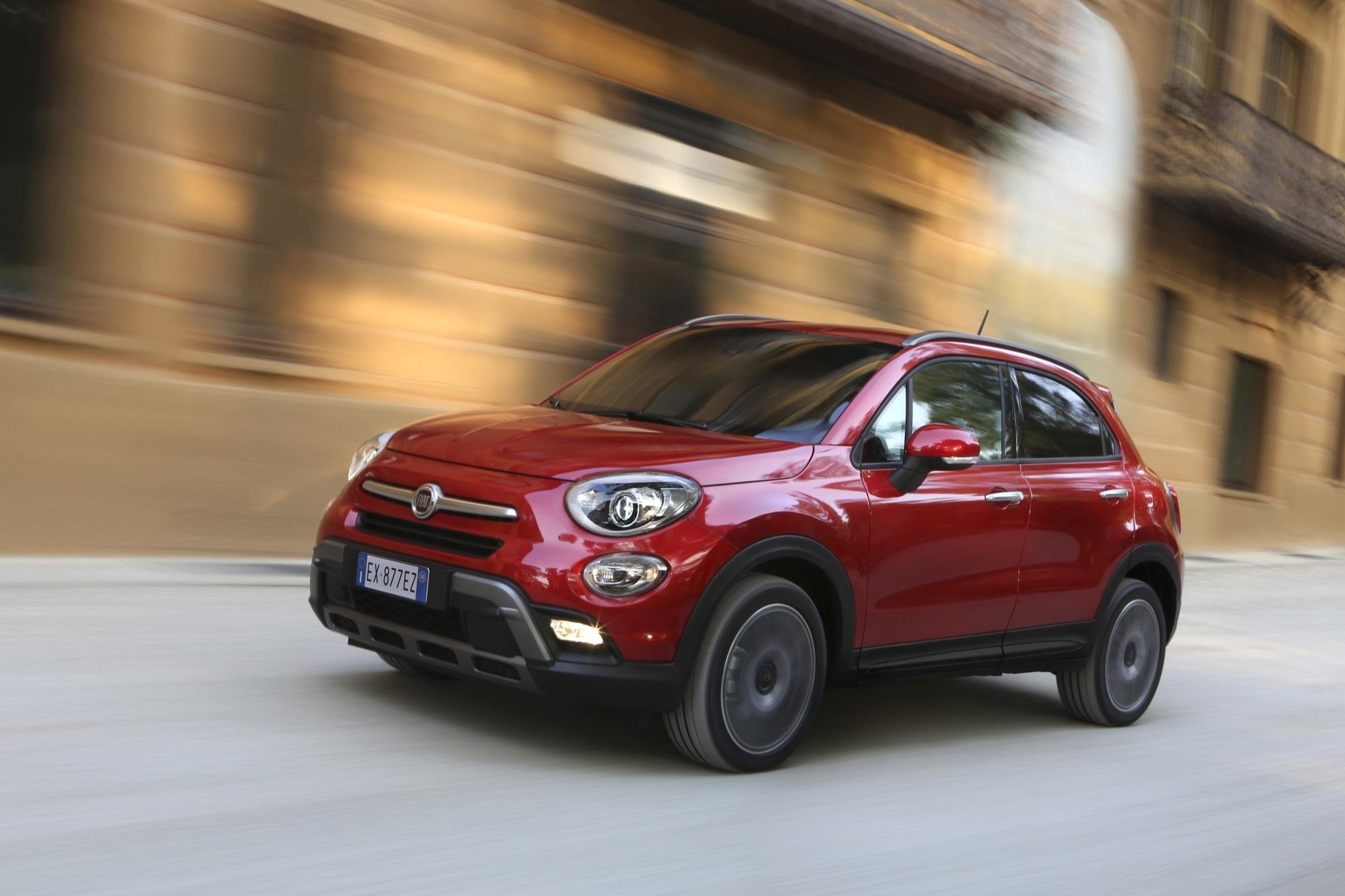 Fahrbericht: Fiat 500X - Die Testosteron-Variante