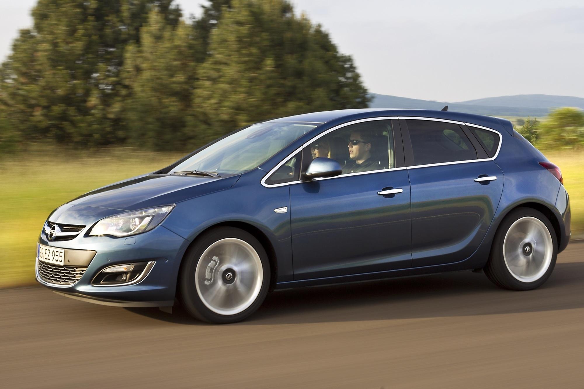 Test: Opel Astra 1.6 CDTI - Alltägliche Vernunft
