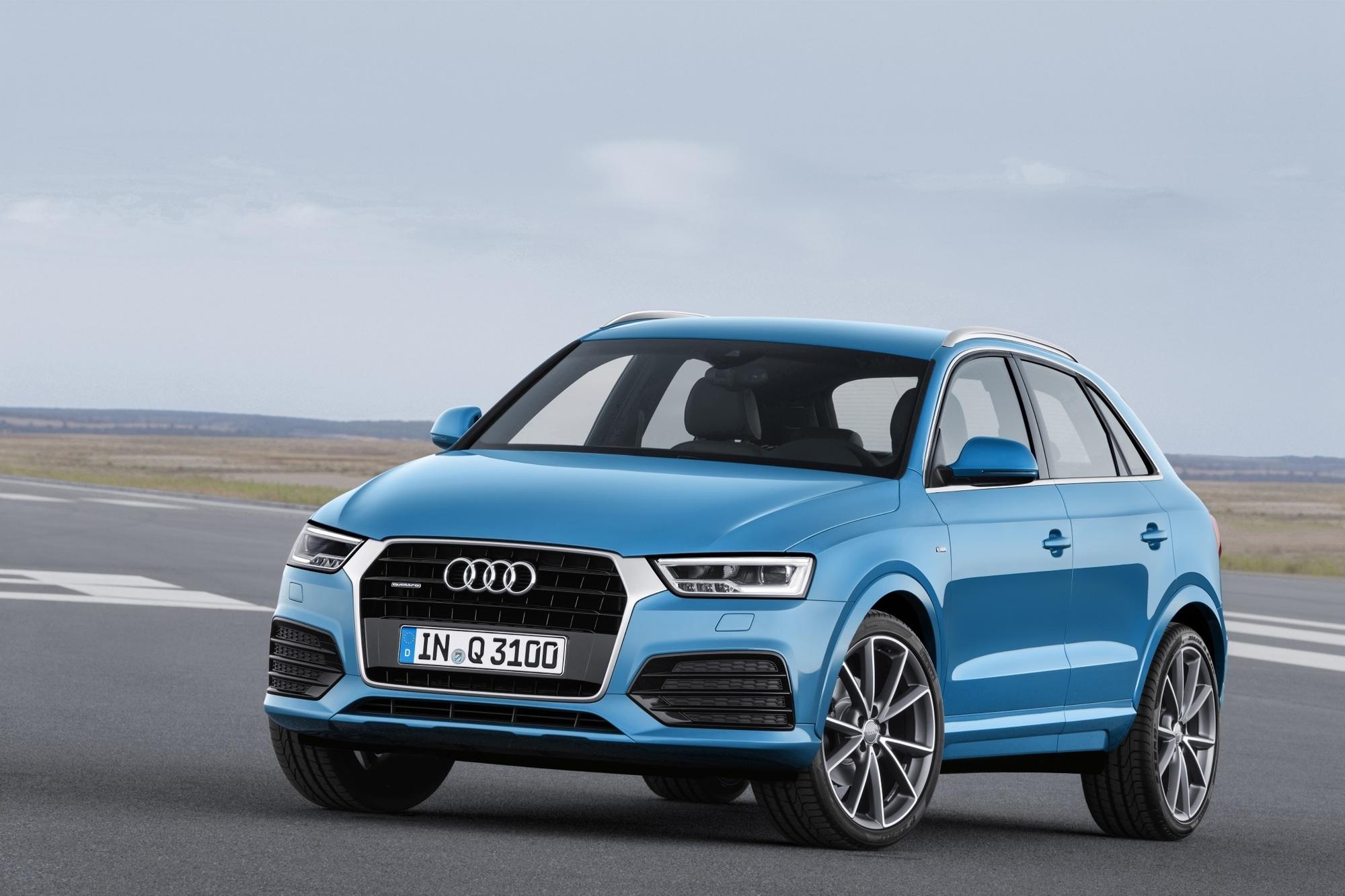 Fahrbericht: Audi Q3 - Mut zum Otto