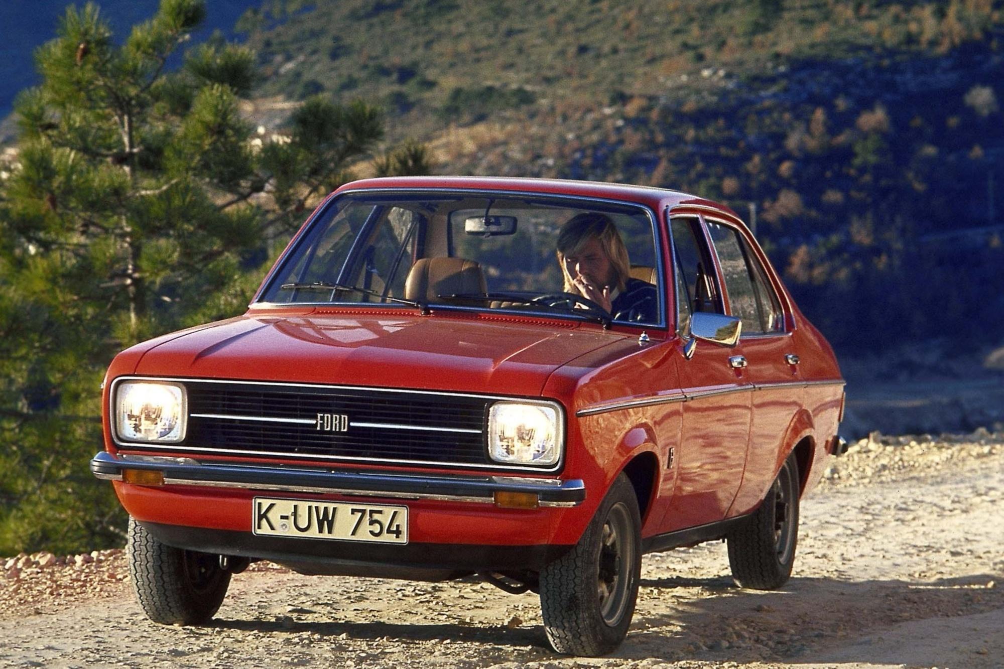 Tradition: 40 Jahre Ford Escort II - Brenda und der Traum vom kleinen Glück