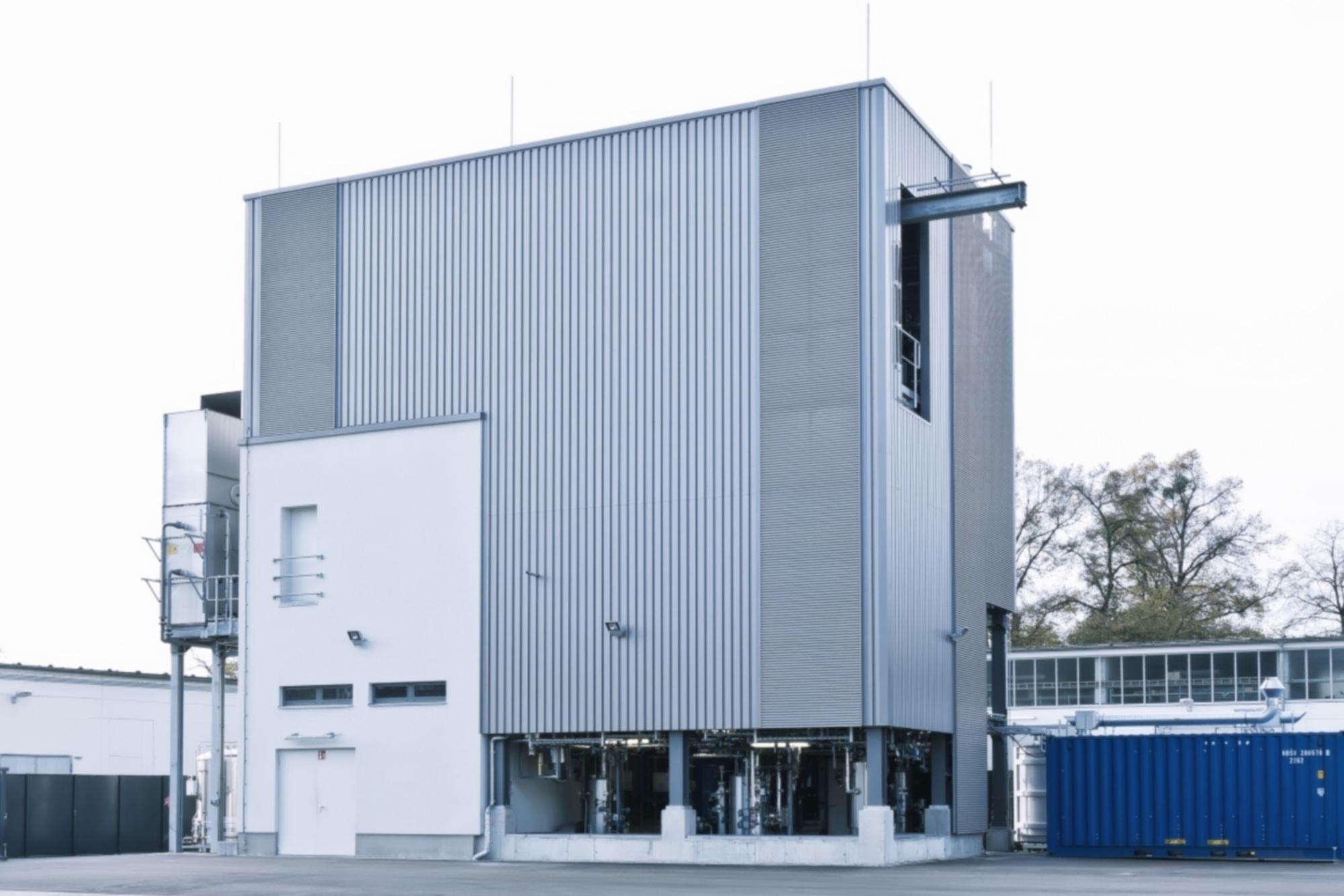 Regenerativer Kraftstoff - Sprit aus Wind, Wasser und CO2