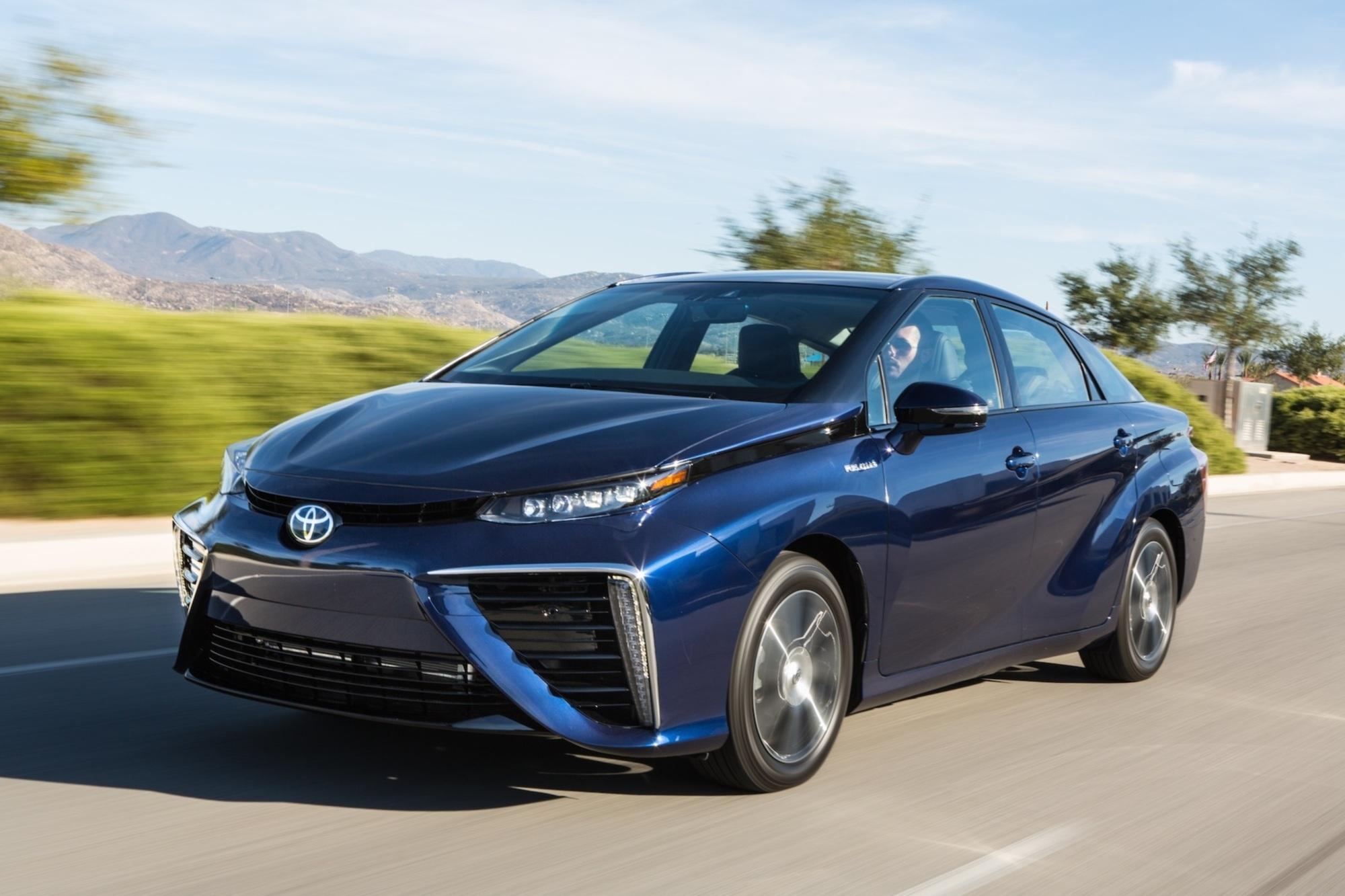 Fahrbericht: Toyota Mirai - Captain Future gibt sich die Ehre