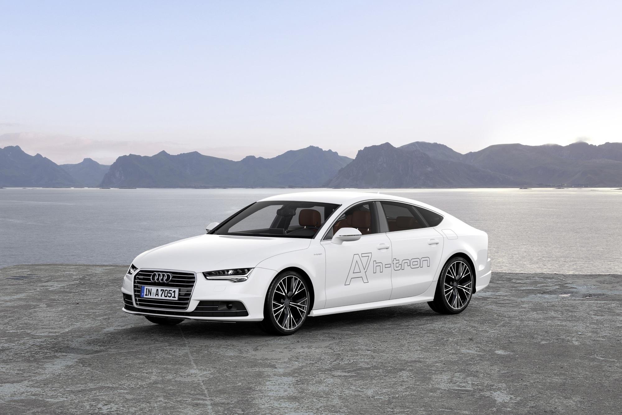 Brennstoffzelle im Volkswagen-Konzern - Man ist bereit