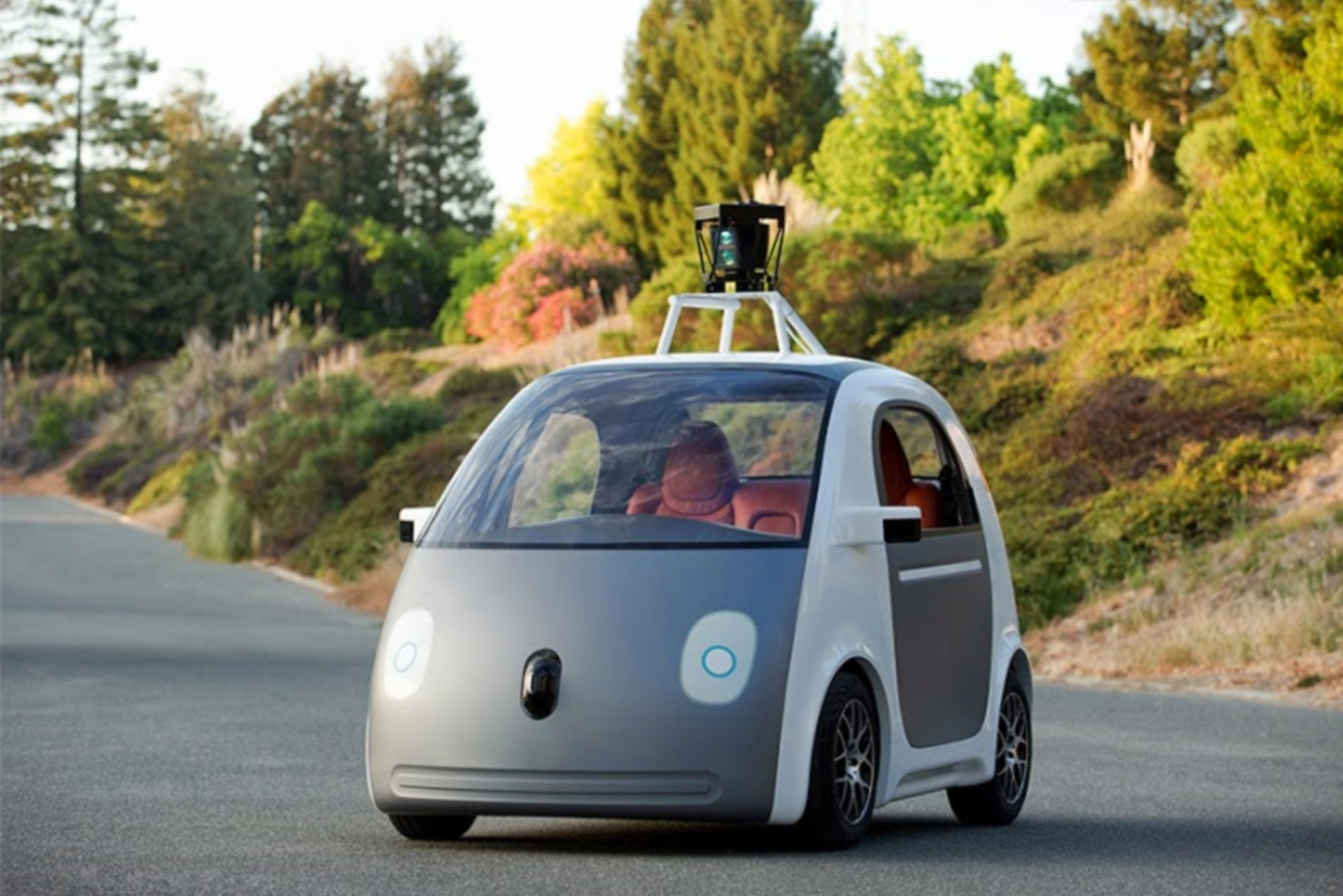 Autonomes Fahren - Der American Way of Drive